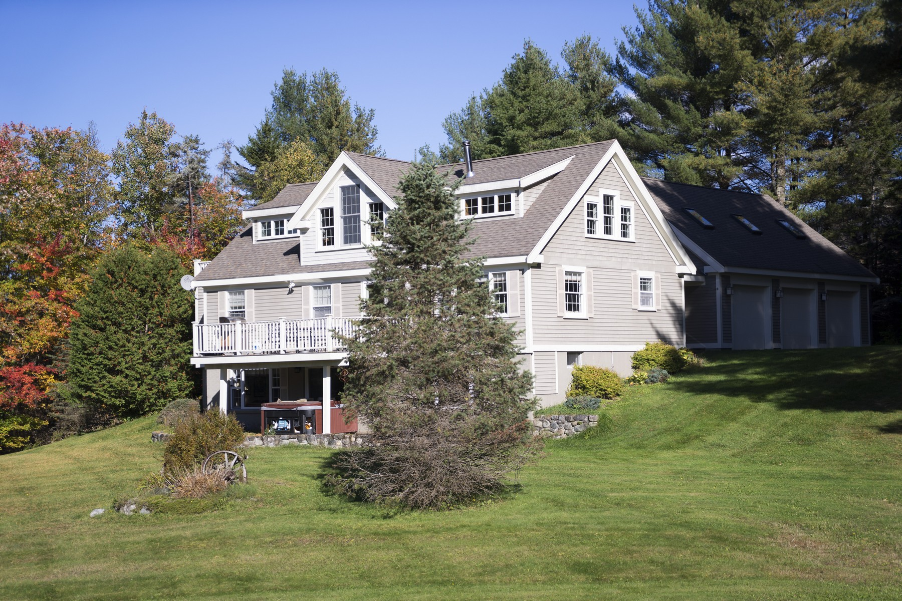 Single Family Home for Sale at 2029 Randolph Road, Morristown 2029 Randolph Rd Morristown, Vermont, 05661 United States