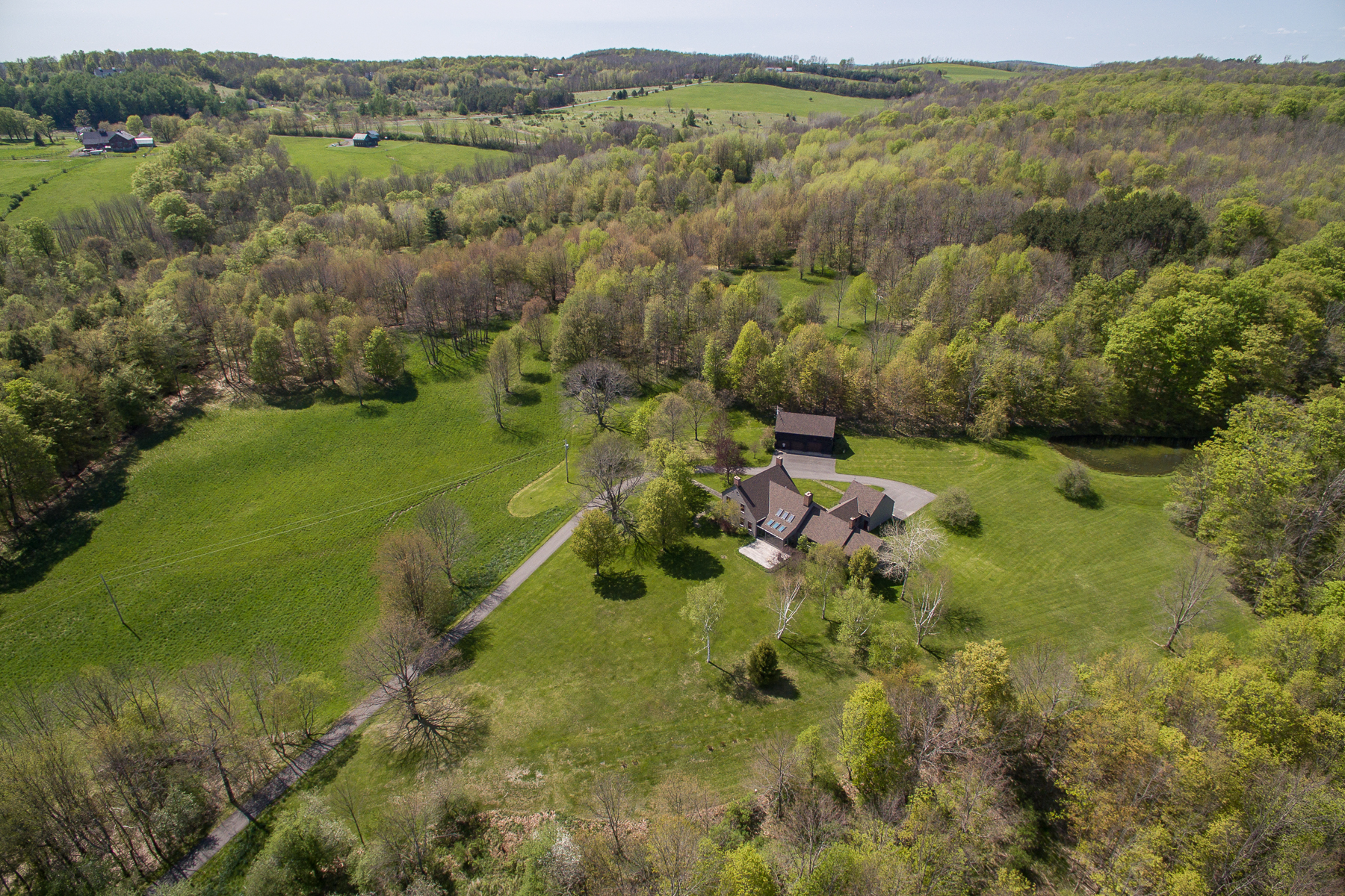 Single Family Home for Sale at Springmeadows 275 Keys Rd Cooperstown, New York 13326 United States