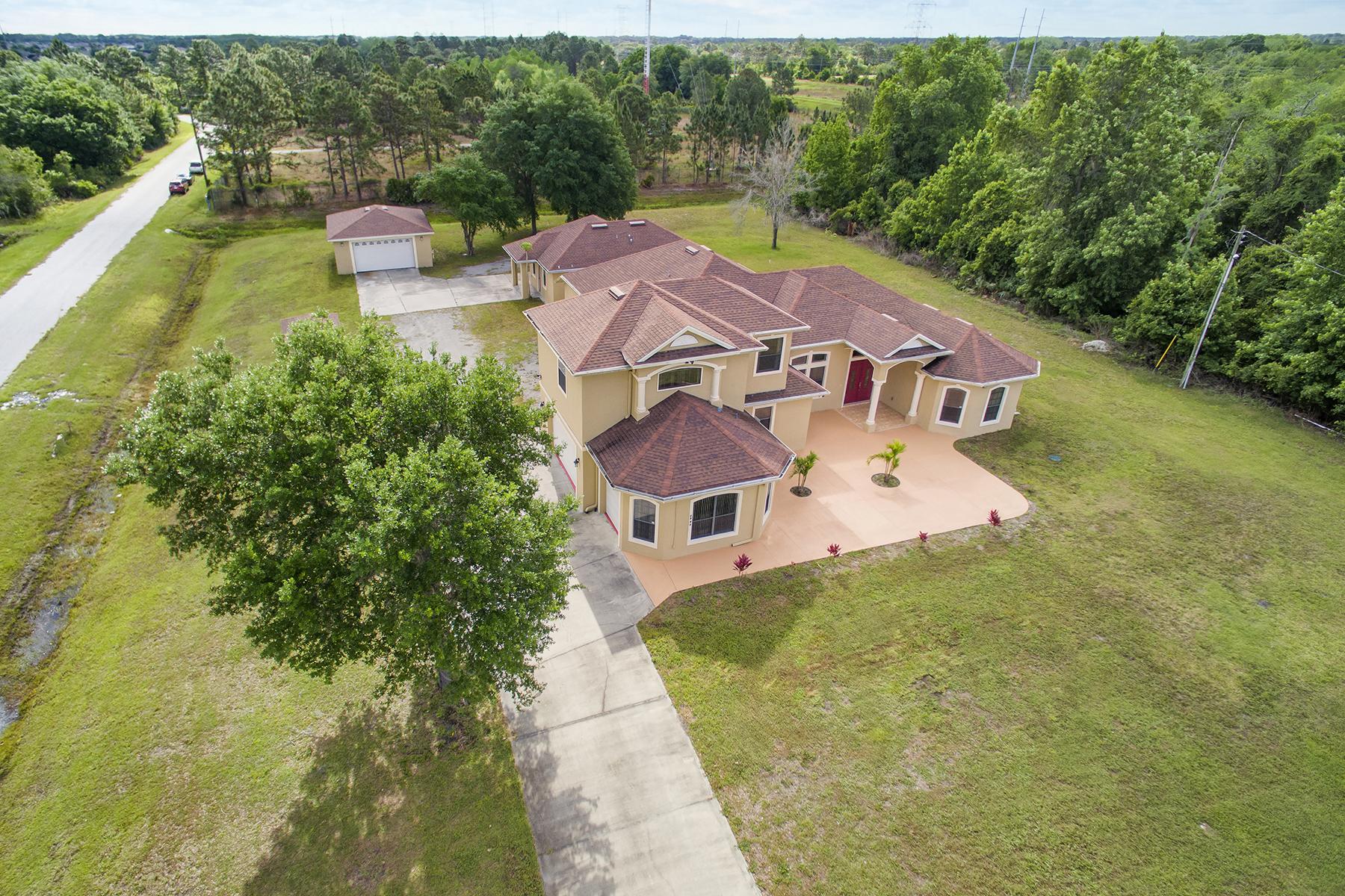 Single Family Home for Sale at Orlando, Florida 2843 Dallas Blvd Orlando, Florida, 32833 United States