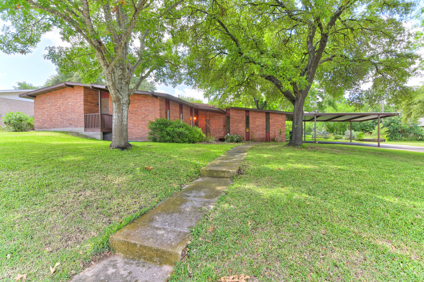 sales property at Unique Home in East Terrell Hills