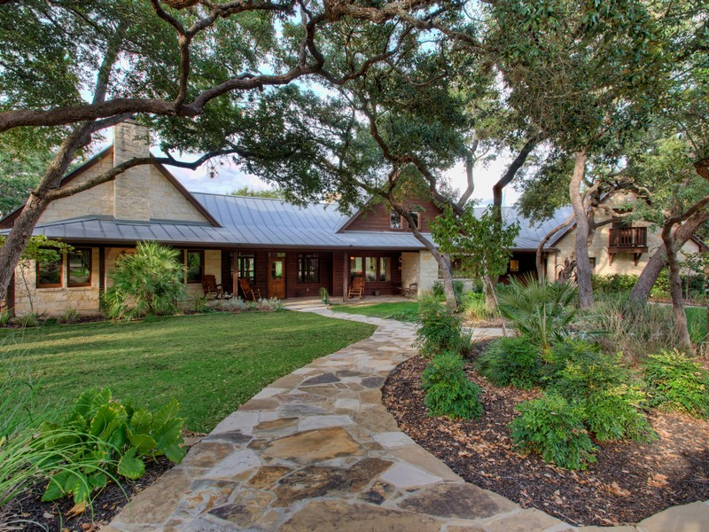 Single Family Home for Sale at Heavenly 60± Acre Property in Spring Branch 662 Cattle Dr Spring Branch, Texas 78070 United States