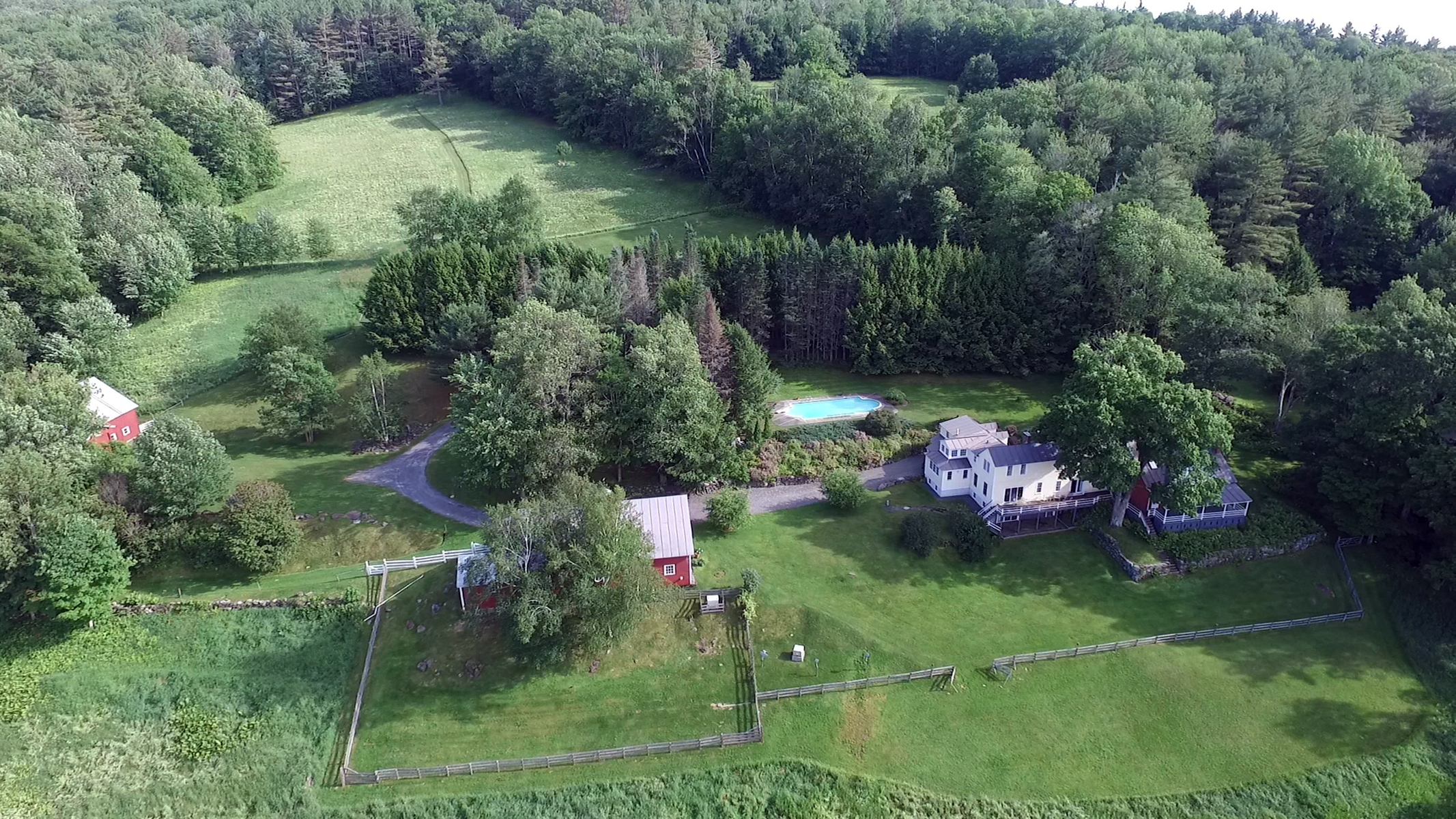 Single Family Home for Sale at Washburn Hill Rd, Lyme Lyme, New Hampshire 03768 United States
