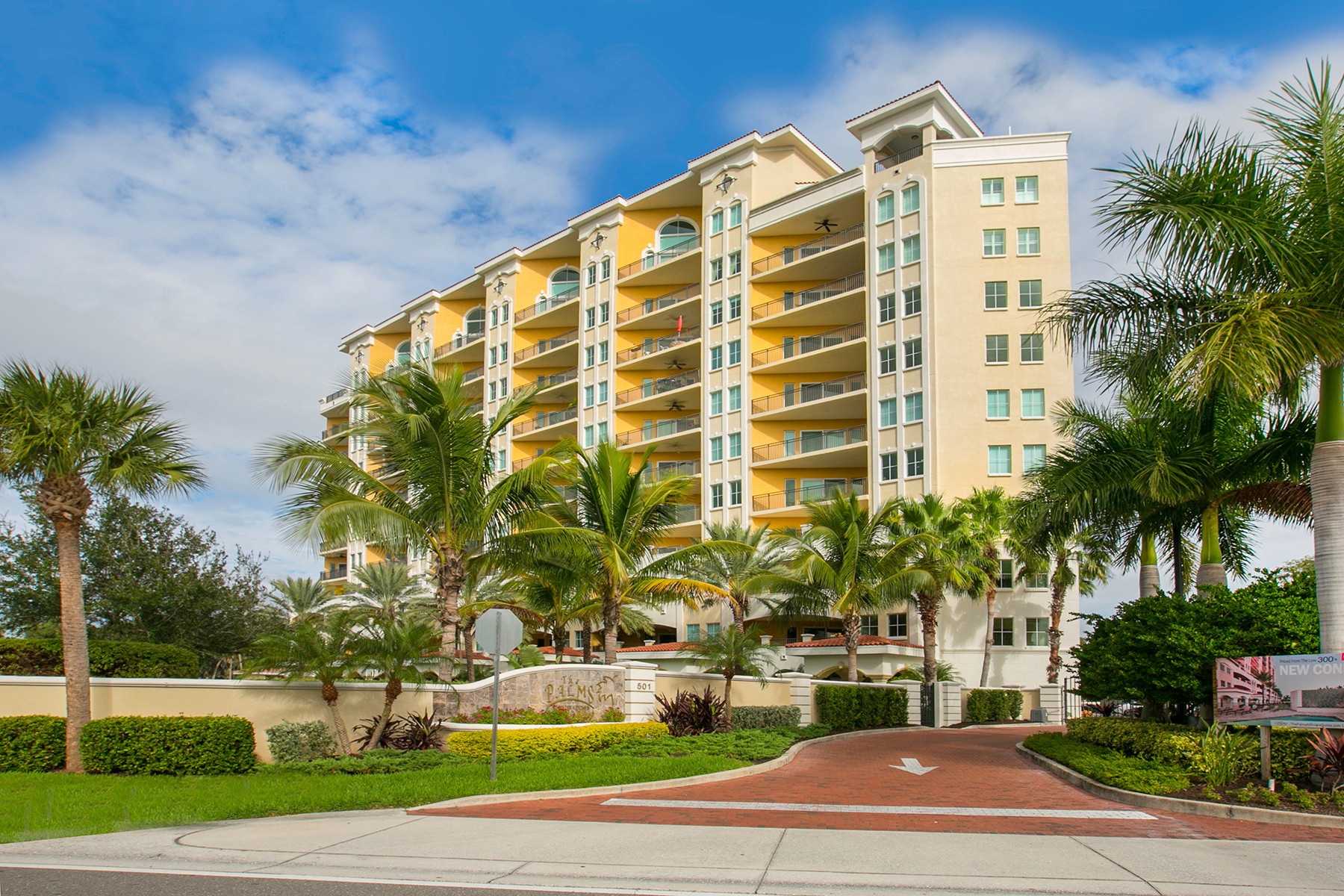 Condominium for Sale at THE PALMS 501 Haben Blvd 506 Palmetto, Florida 34221 United States