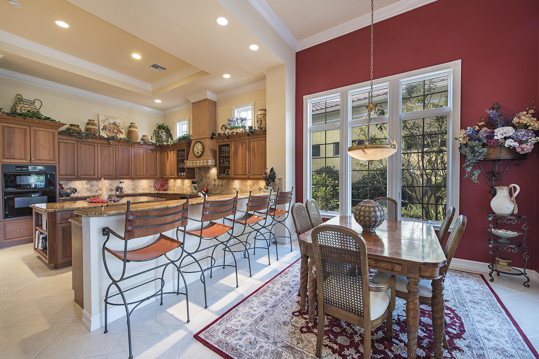 Single Family Home for Sale at TERRABELLA IN PELICAN MARSH 9024 Terranova Dr Naples, Florida 34109 United States