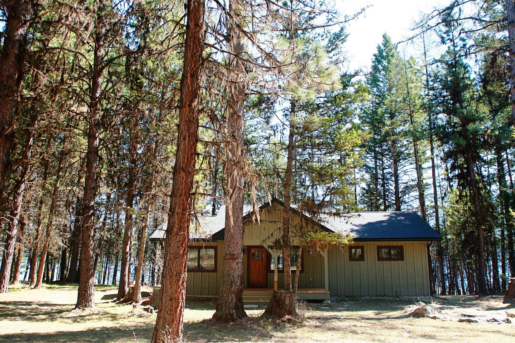 Altro tipo di proprietà per Vendita alle ore Lot 24 Rogers Lake Road Lot 24 Rogers Lake Rd Kila, Montana, 59920 Stati Uniti