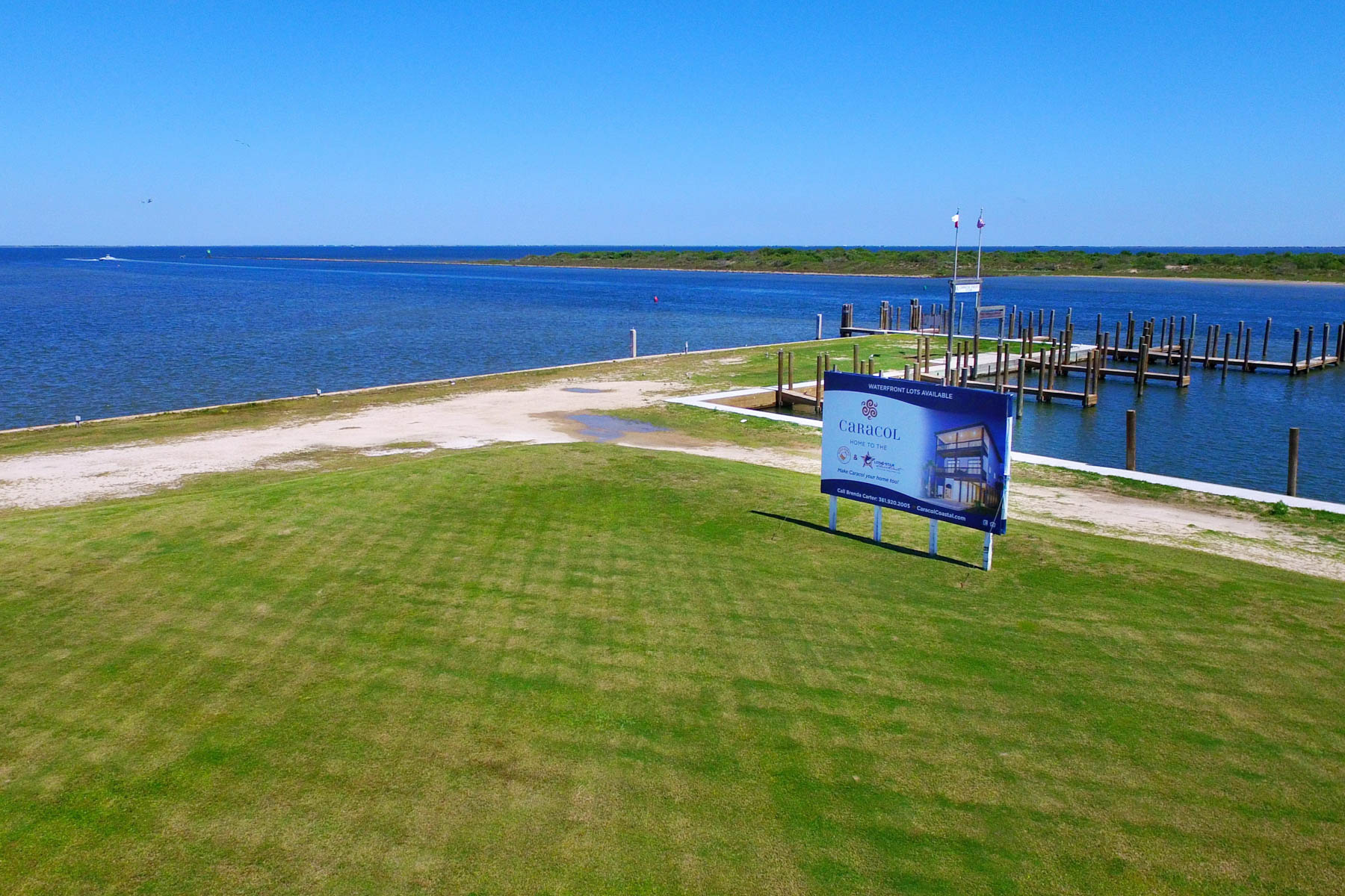 Additional photo for property listing at Build your dream home on the Texas Coast 26 Caracol Dr Port O Connor, Texas 77982 United States