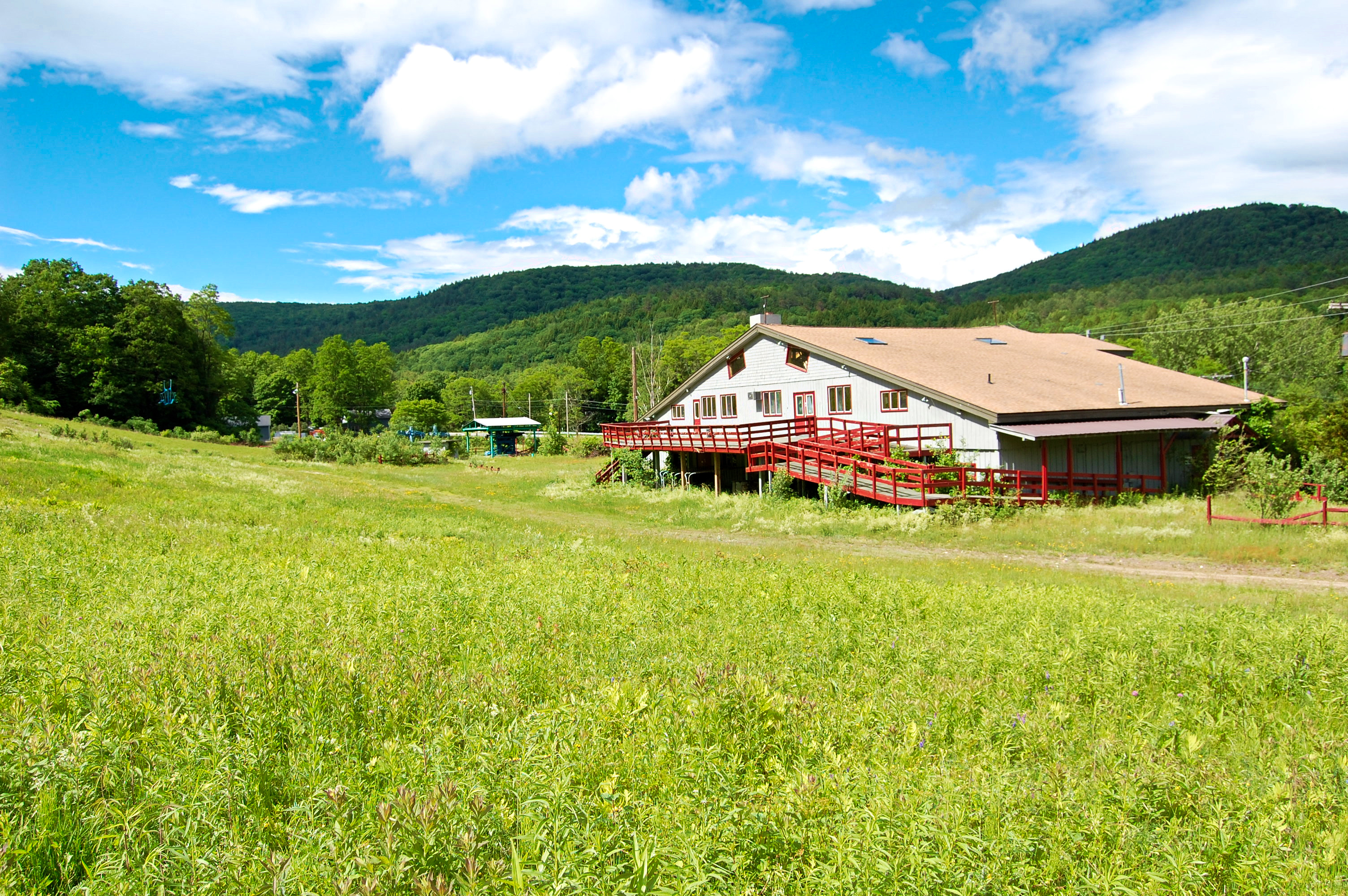 Multi-Family Home for Sale at 384 Acres of Back Country Playground 3219 Route 30 Rte Dummerston, Vermont, 05346 United States
