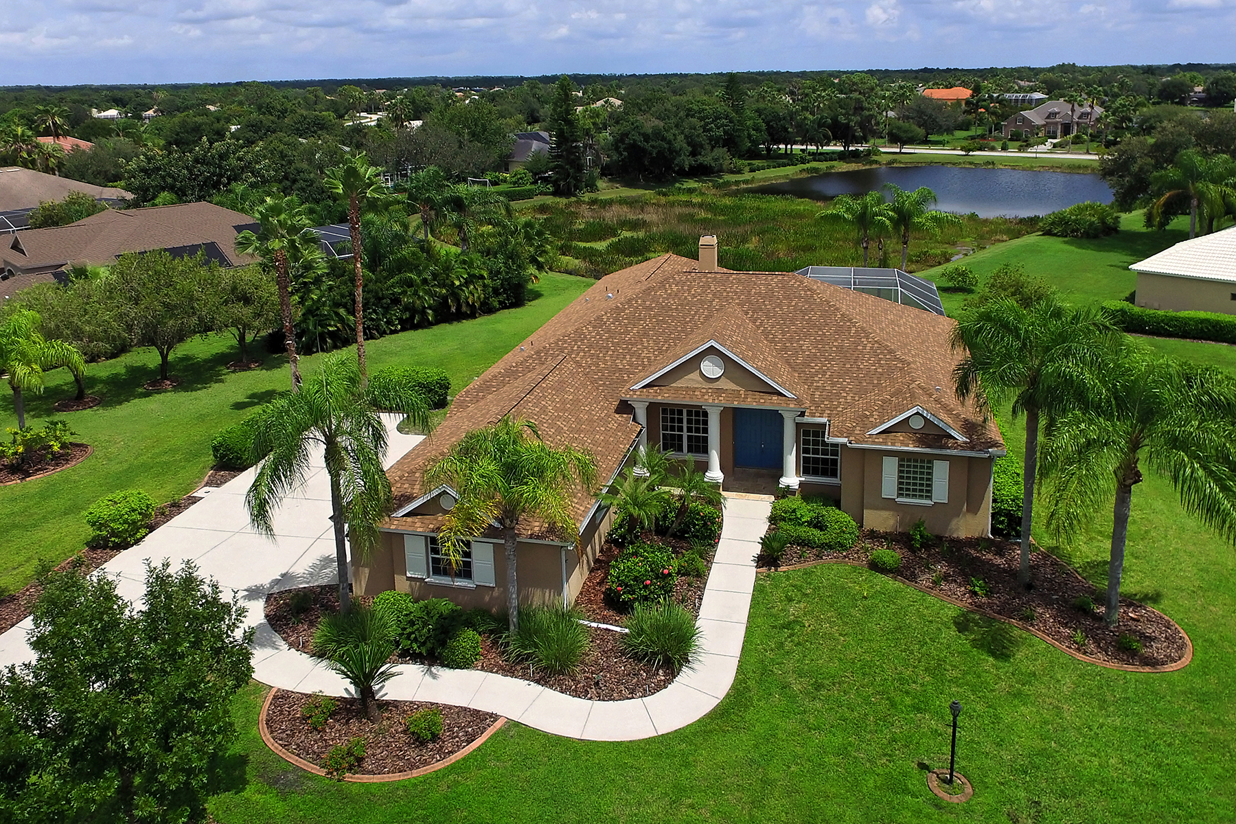 Einfamilienhaus für Verkauf beim RIVER CLUB 10144 Cherry Hills Avenue Cir Bradenton, Florida 34202 Vereinigte Staaten