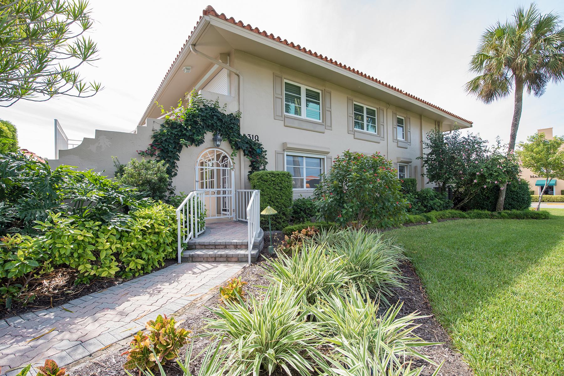 Eigentumswohnung für Verkauf beim AQUALANE SHORES - AQUALANE MANOR 310 14th Ave S Naples, Florida, 34102 Vereinigte Staaten