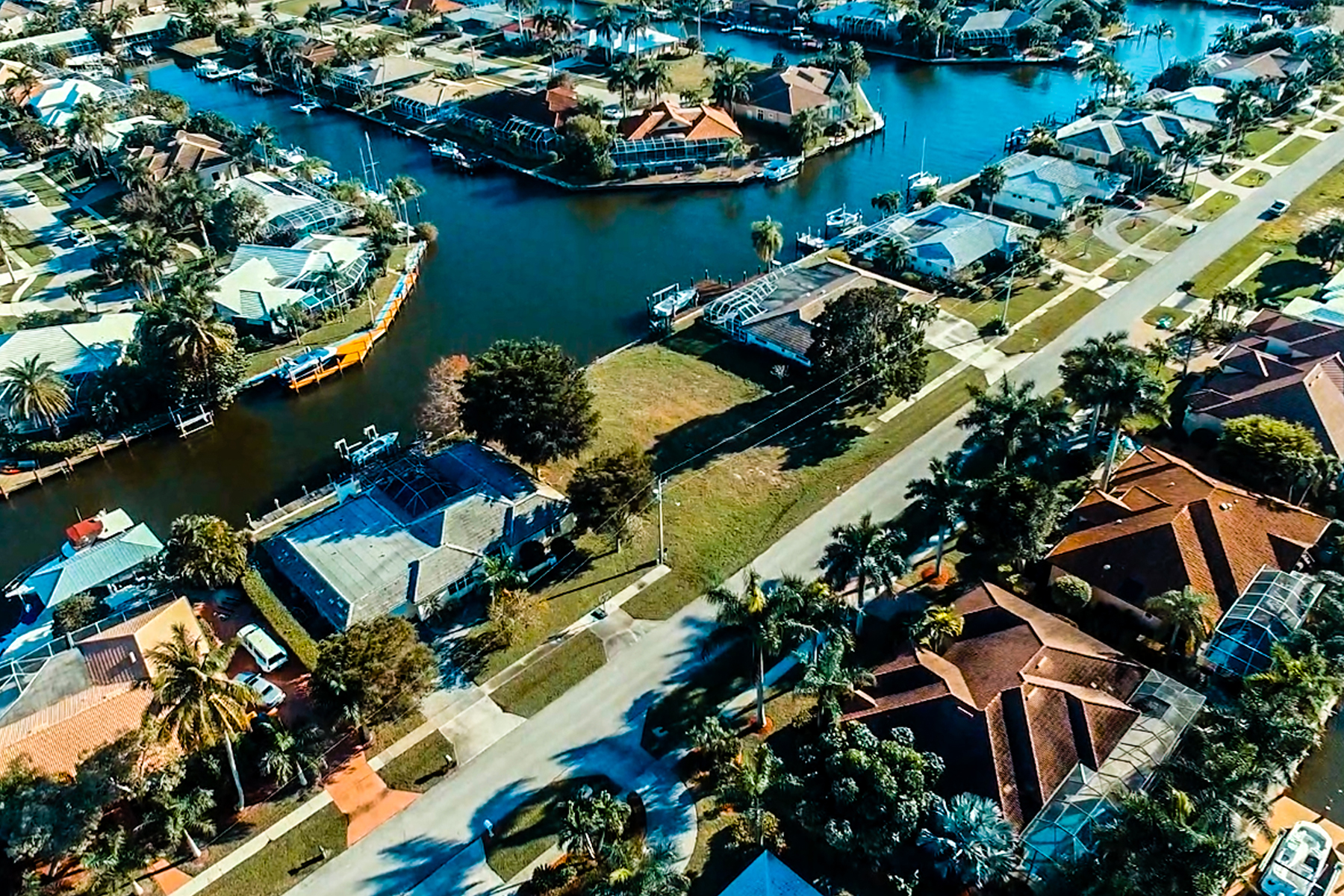Land for Sale at MARCO ISLAND - WAVECREST COURT 1771 Wavecrest Ct Marco Island, Florida, 34145 United States