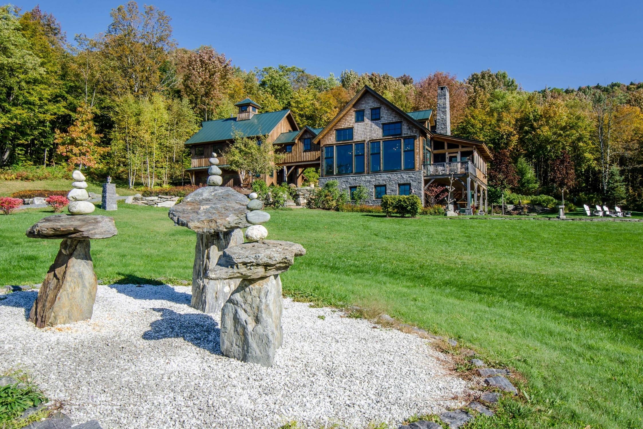 獨棟家庭住宅 為 出售 在 200 Osprey Run, Rochester Rochester, 佛蒙特州, 05767 美國