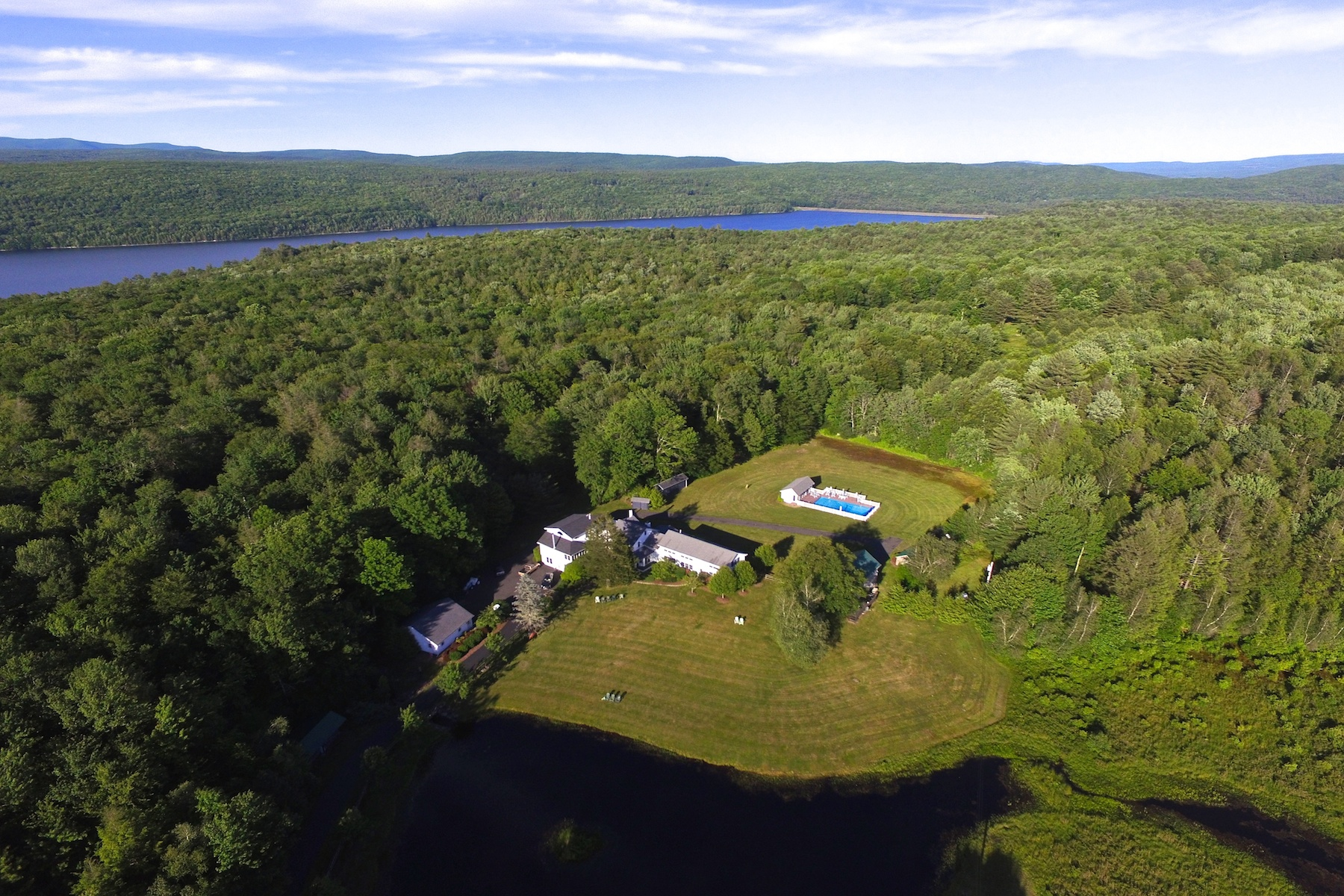 Additional photo for property listing at The Roundout Preserve 32  Diamond Rd Wawarsing, Nueva York 12428 Estados Unidos