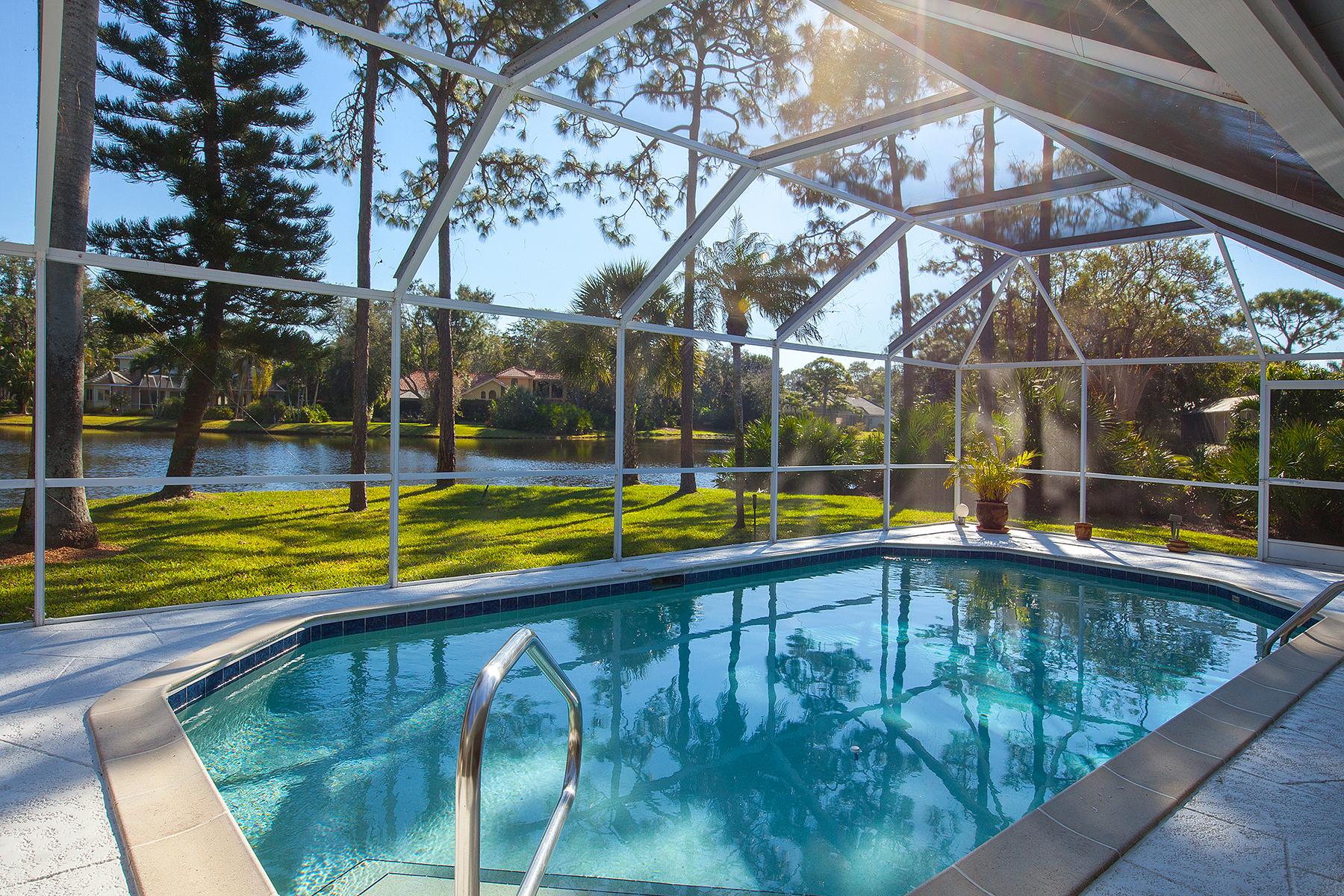 Maison unifamiliale pour l Vente à WOODLAKE AT BONITA BAY 3866 Woodlake Dr Bonita Springs, Florida, 34134 États-Unis