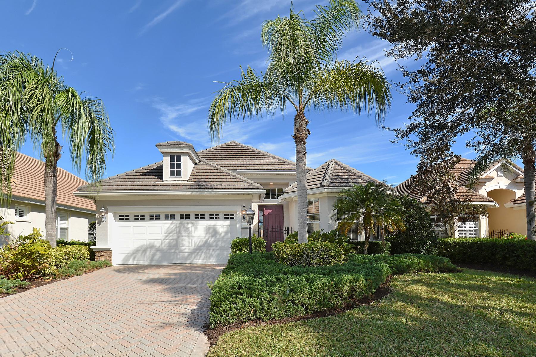 Villa per Vendita alle ore SANDHILLS 7123 Sandhills Pl Lakewood Ranch, Florida, 34202 Stati Uniti