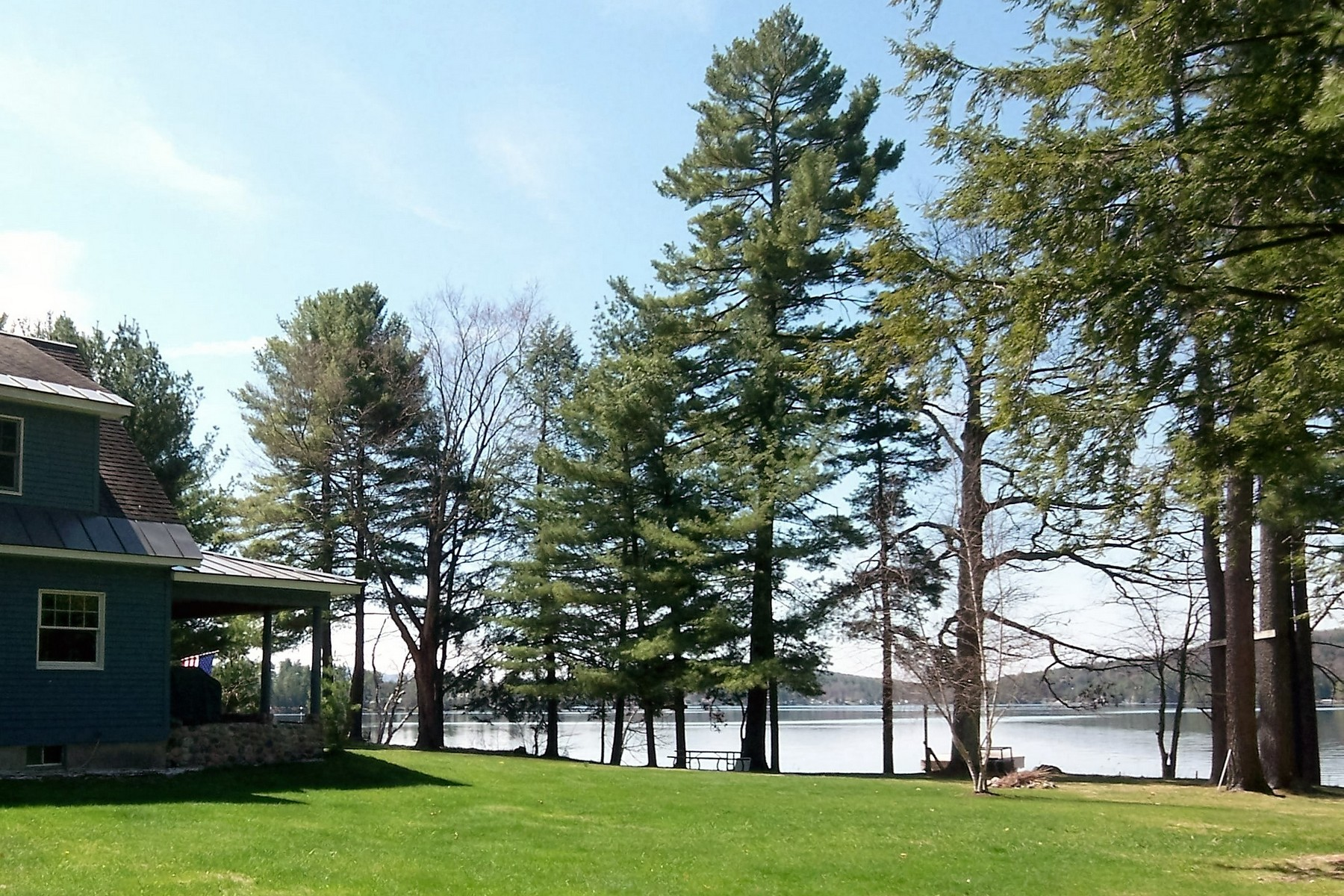 Villa per Vendita alle ore Pristine Lake St. Catherine Lakefront 335 Kinni Kinnic Ln Poultney, Vermont, 05764 Stati Uniti