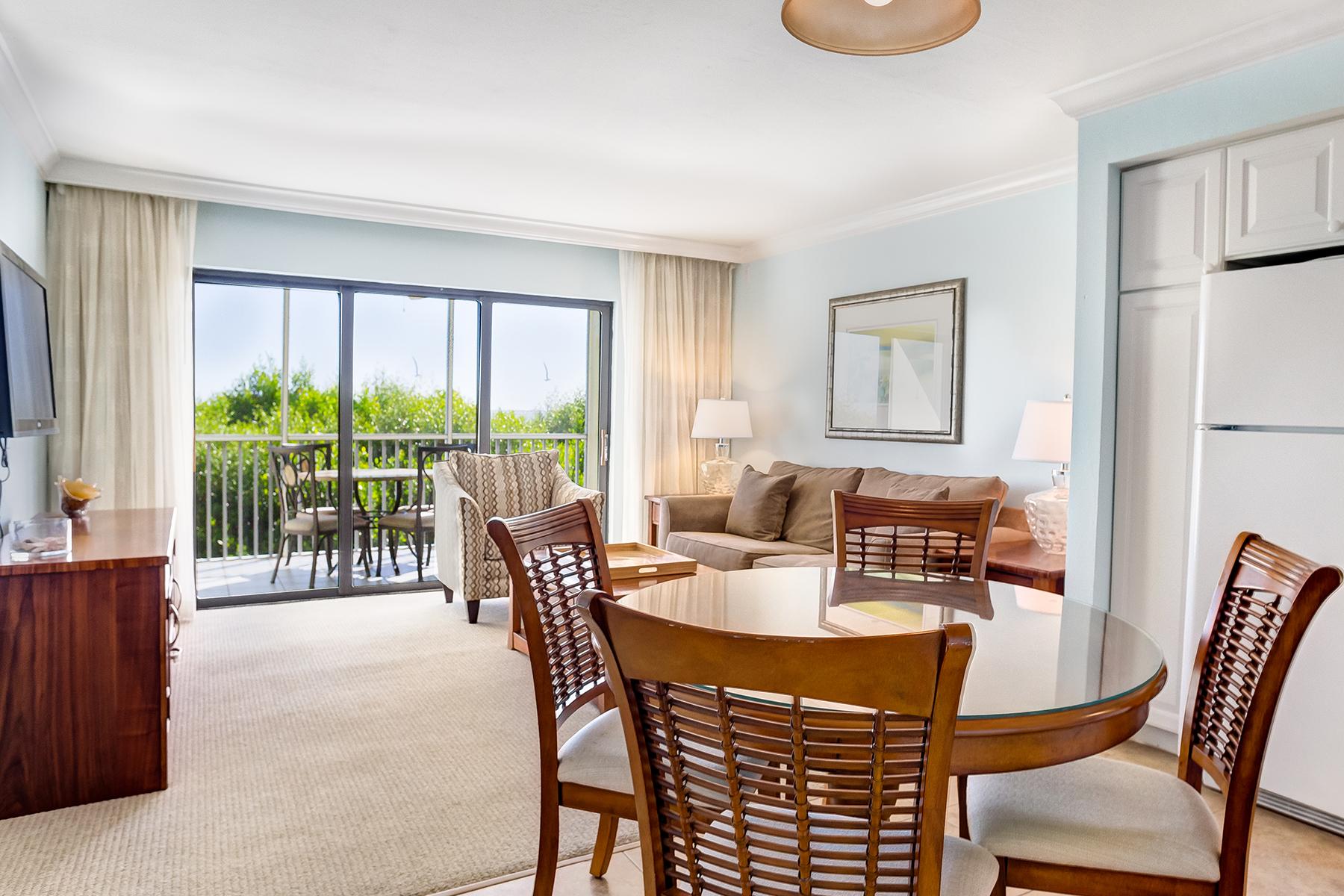 Kat Mülkiyeti için Satış at CAPTIVA 5136 Bayside Villas Captiva, Florida, 33924 Amerika Birleşik Devletleri
