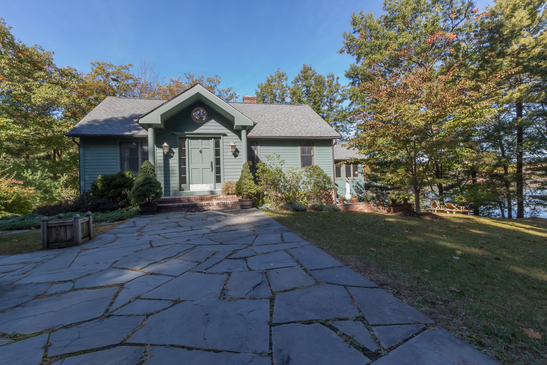 Multi-Family Home for Sale at Private Lake Cottages Amidst Mountains & Woodland 152-154 Beach Rd Pine Plains, New York 12567 United States