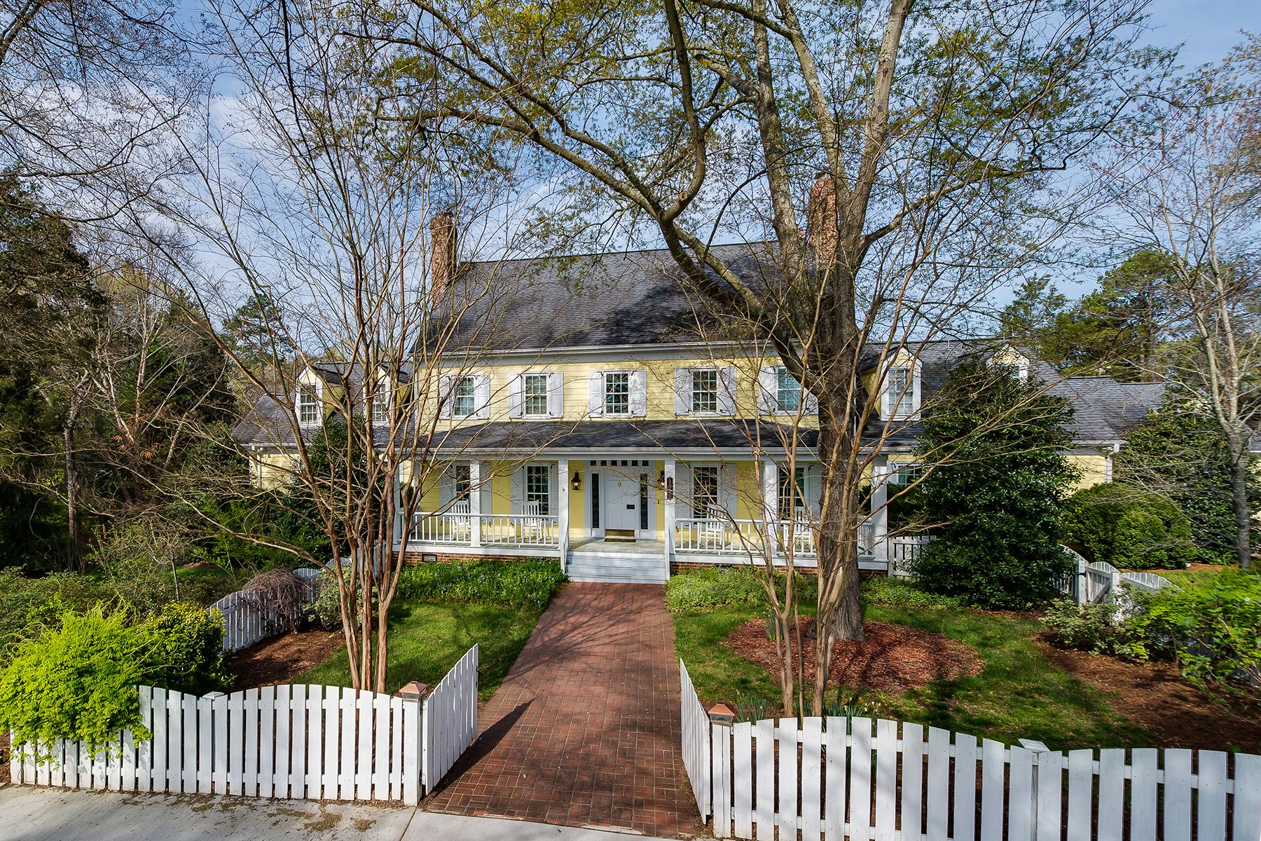 Vivienda unifamiliar por un Venta en PROVIDENCE HILLS 5000 Rea Rd Charlotte, Carolina Del Norte, 28226 Estados Unidos