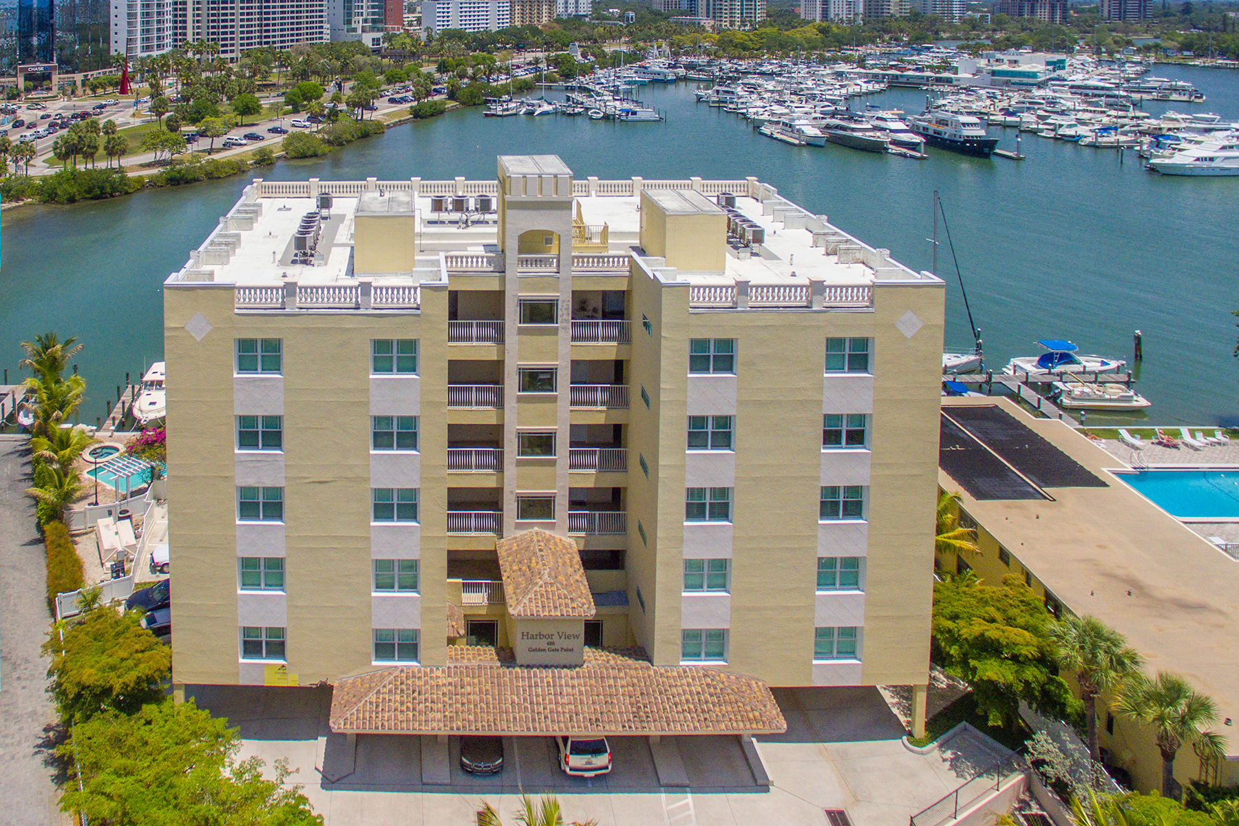 Condominium for Sale at GOLDEN GATE POINT 650 Golden Gate Pt 301 Sarasota, Florida, 34236 United States