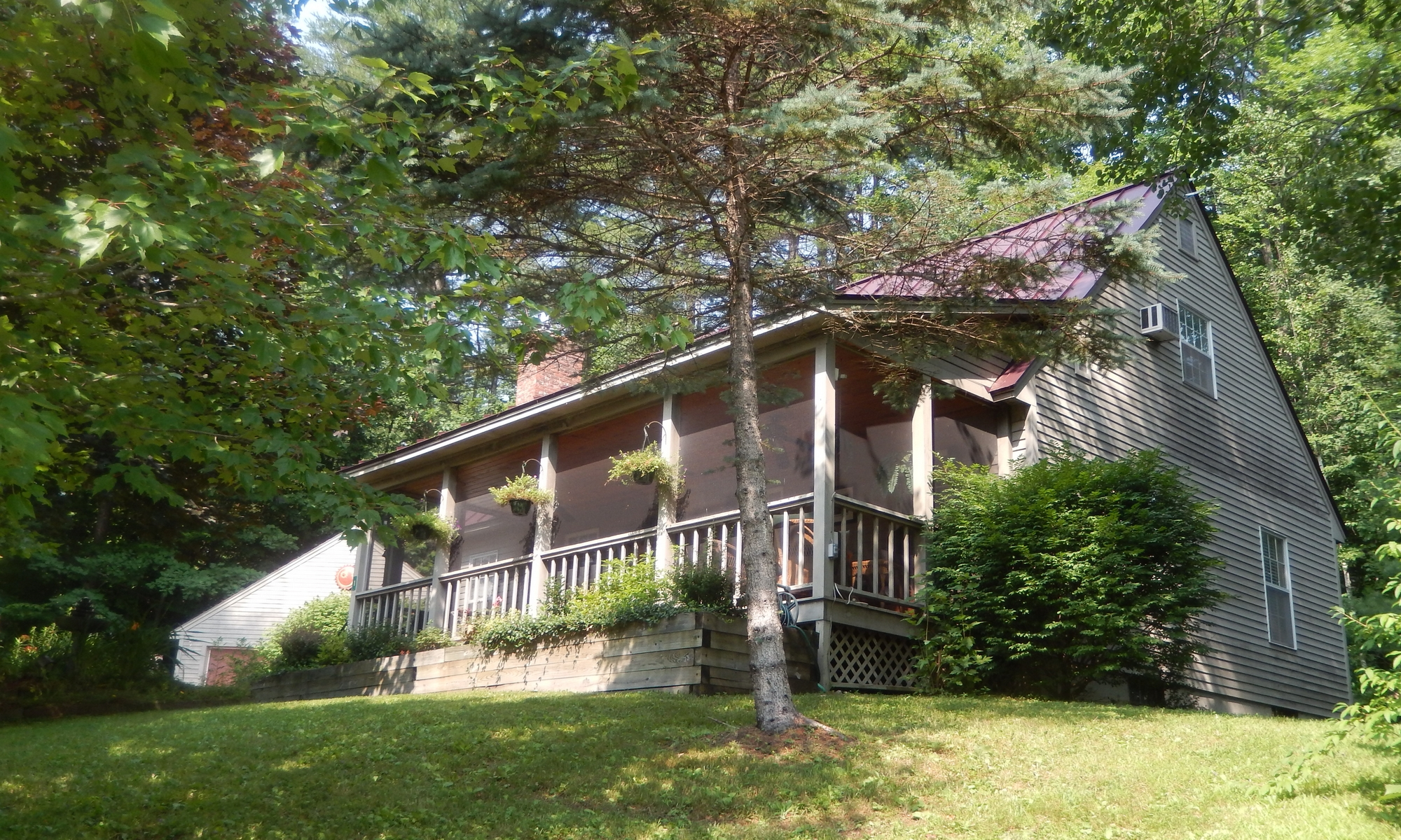 Single Family Home for Sale at Charming Ludlow Village Cape 1 Whispering Pines Ludlow, Vermont, 05149 United States