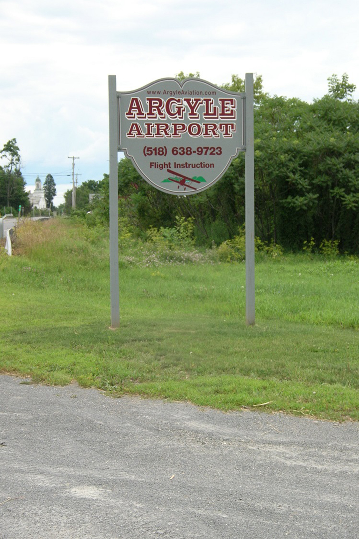 Commercial for Sale at Argyle Airport 5292 State Route 40 Argyle, New York 12809 United States