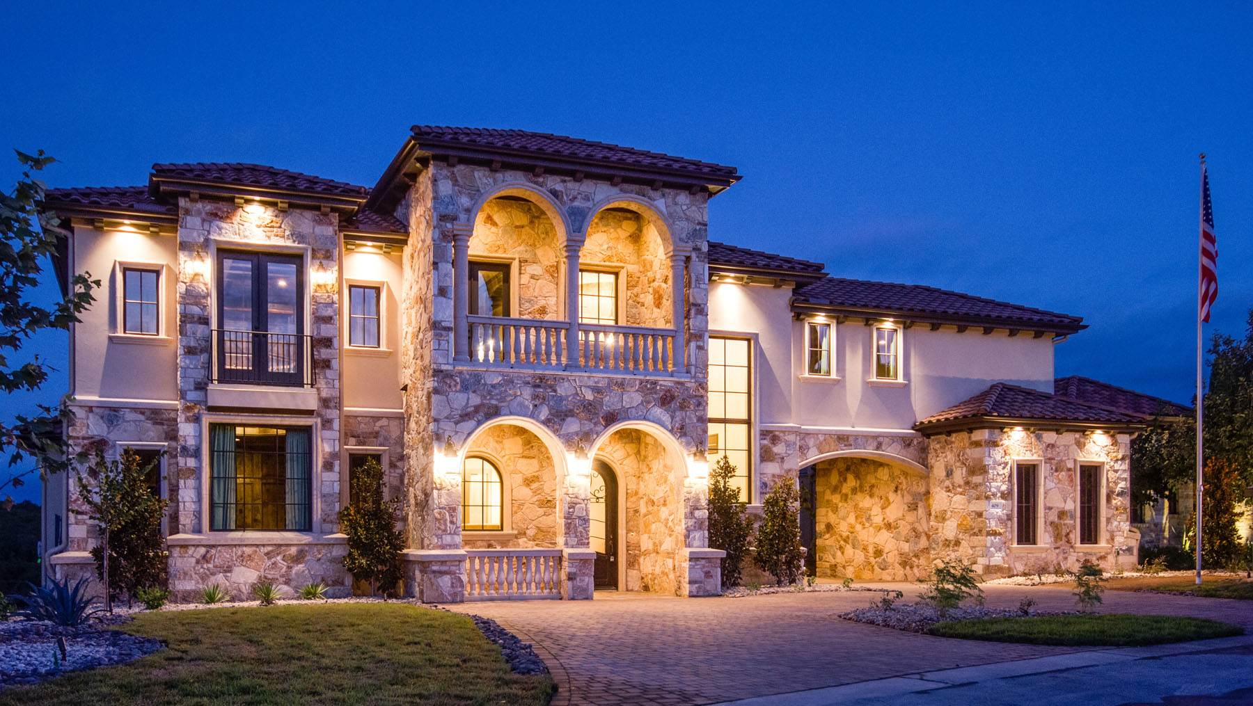 Single Family Home for Sale at Stunning Lake Travis and Hill Country Views 409 Rough Hollow Cv Austin, Texas 78734 United States