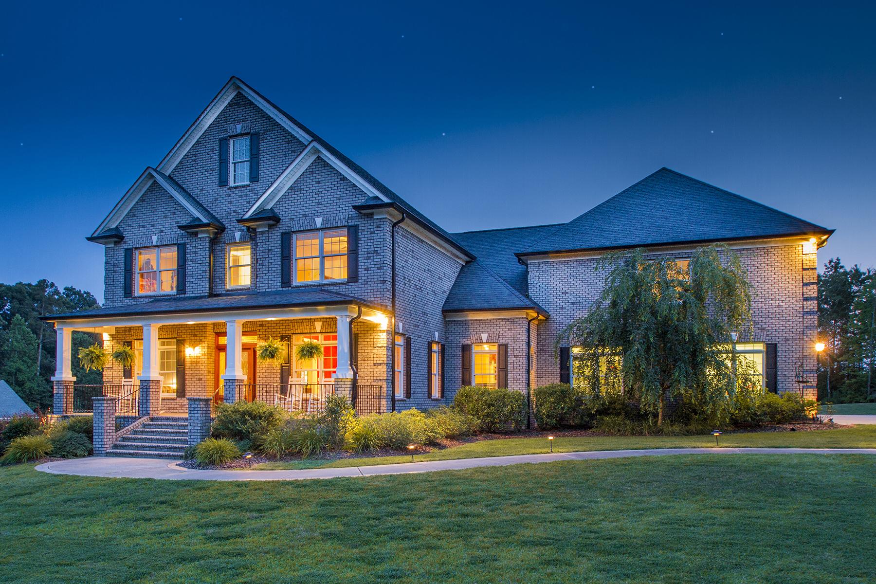 獨棟家庭住宅 為 出售 在 AUSTIN OAKS 110 Berea Baptist Church Rd Stanfield, 北卡羅來納州 28163 美國