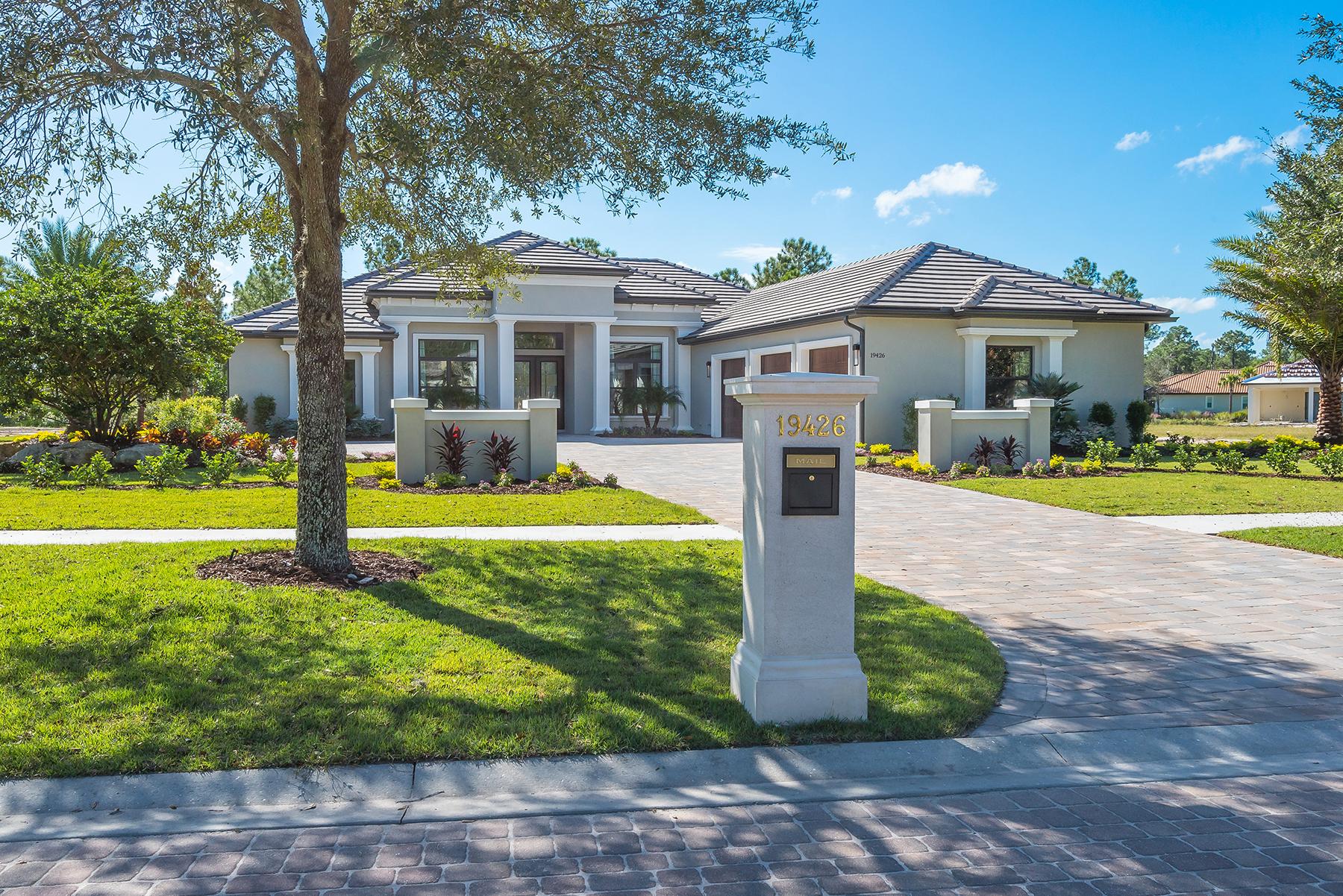 Vivienda unifamiliar por un Venta en THE CONCESSION 19426 Beacon Park Pl Bradenton, Florida, 34202 Estados Unidos