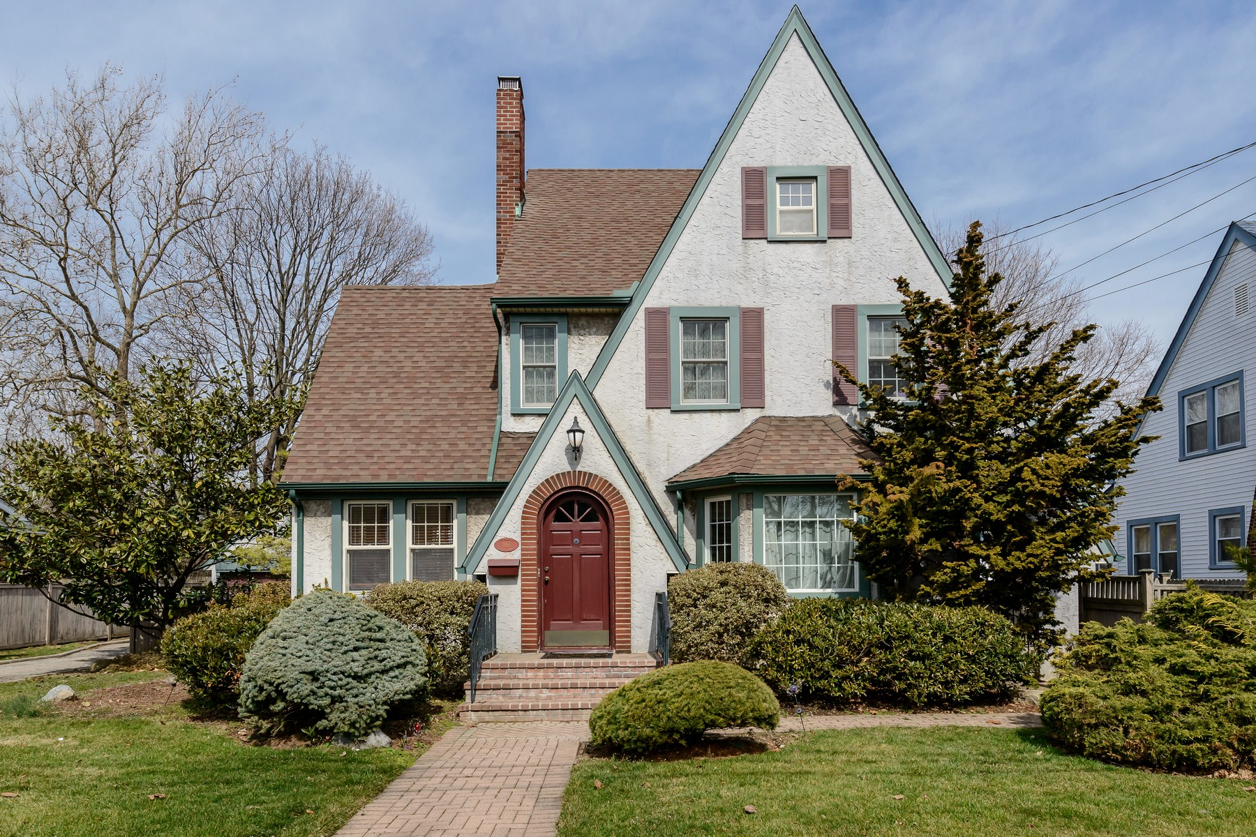 Single Family Home for Sale at Tudor 861 Brookwold Ave Baldwin, New York, 11510 United States
