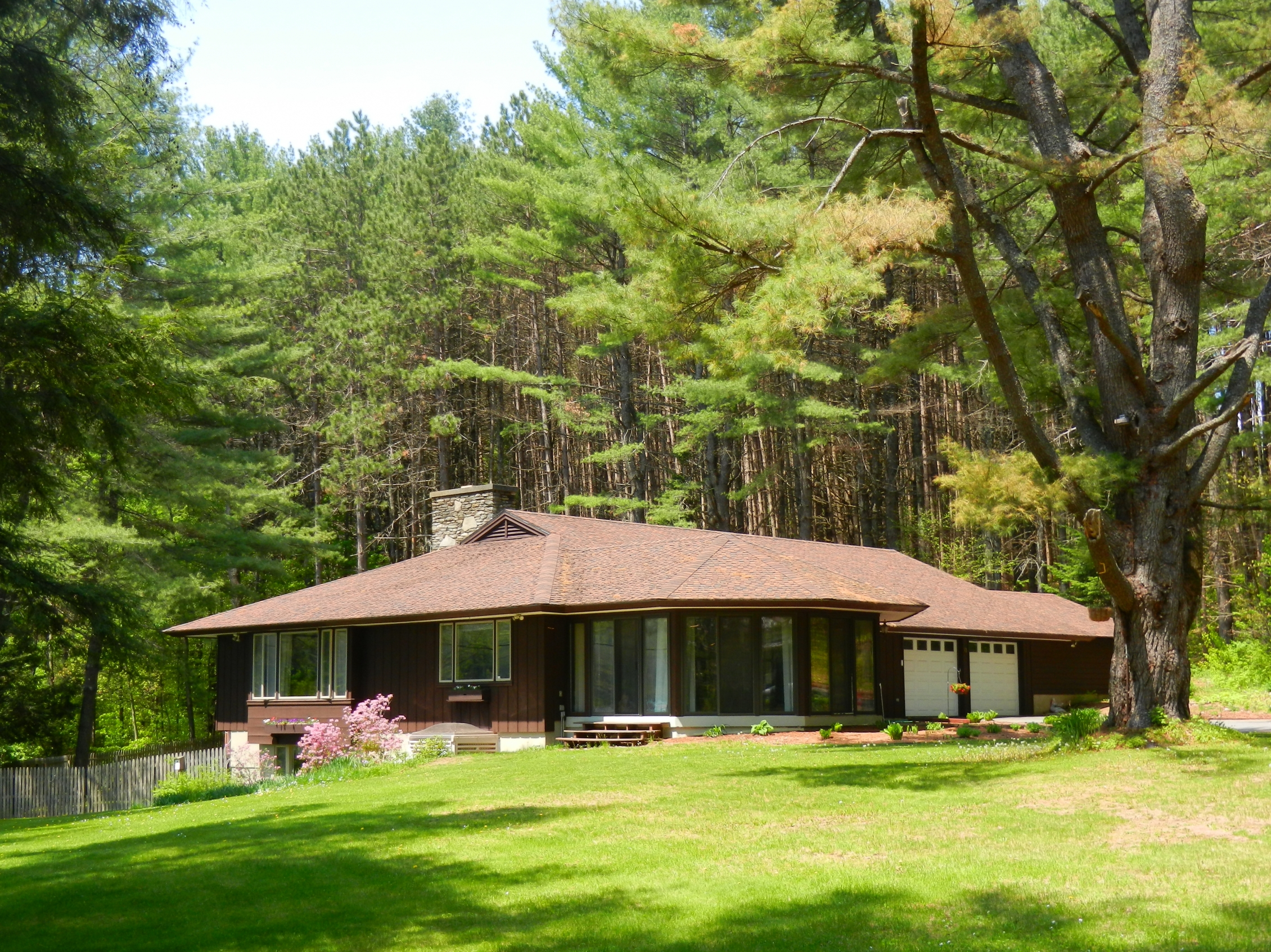 Maison unifamiliale pour l Vente à 73 West Fairlee Road, Thetford 73 West Fairlee Rd Thetford, Vermont, 05058 États-Unis