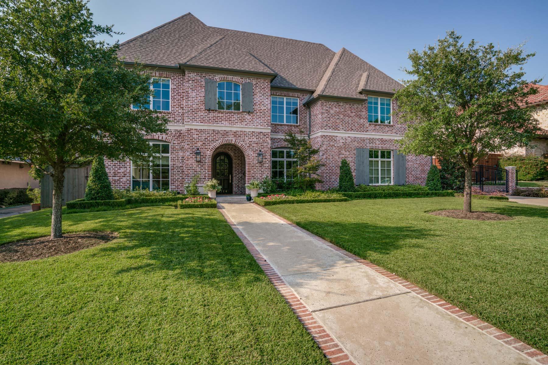 獨棟家庭住宅 為 出售 在 6714 Northport Drive, Dallas Dallas, 德克薩斯州, 75230 美國