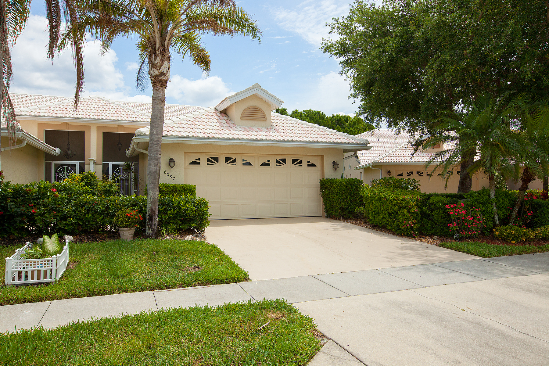 Townhouse for Sale at LELY RESORT - PALOMINO VILLAGE 8087 Palomino Dr 22 Naples, Florida, 34113 United States
