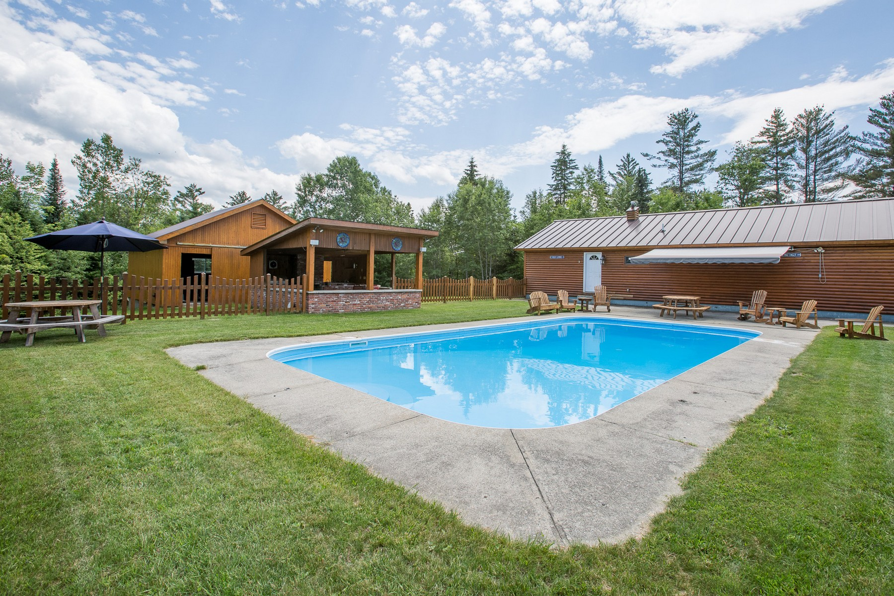 Single Family Home for Sale at Kingdom Chalets 60 Wafers Lanee. Darling Hill Rd Burke, Vermont, 05832 United States