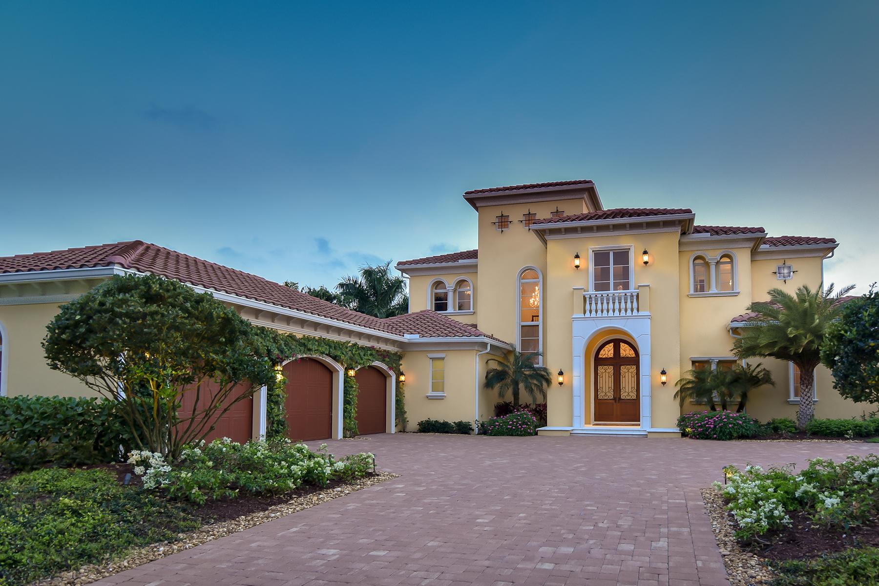 Einfamilienhaus für Verkauf beim TIBURON - ESCADA AT TIBURON 2558 Escada Ct Naples, Florida 34109 Vereinigte Staaten