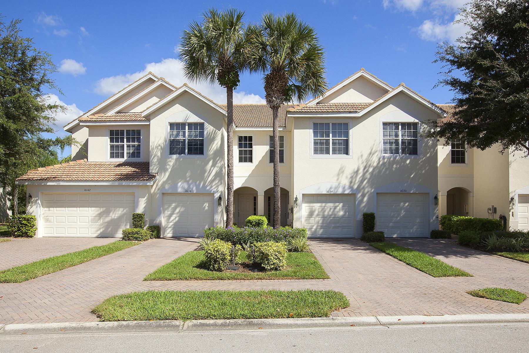联栋屋 为 销售 在 MILANO 16113 Caldera Ln 49 Naples, 佛罗里达州 34110 美国