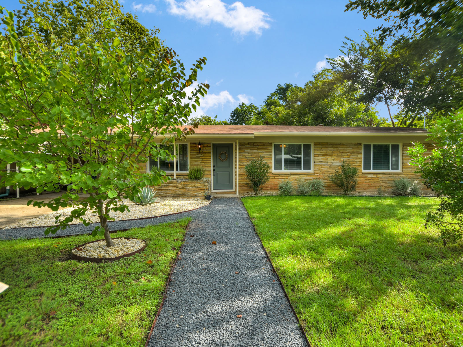 Single Family Home for Sale at Recently Remodeled and Conveniently Located 500 Irma Dr Austin, Texas 78752 United States