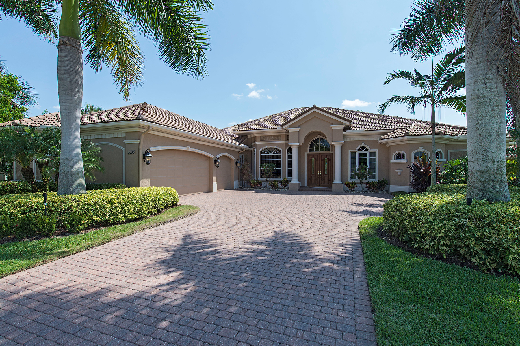 Property For Sale at OLDE NAPLES - DA VINCI ESTATES