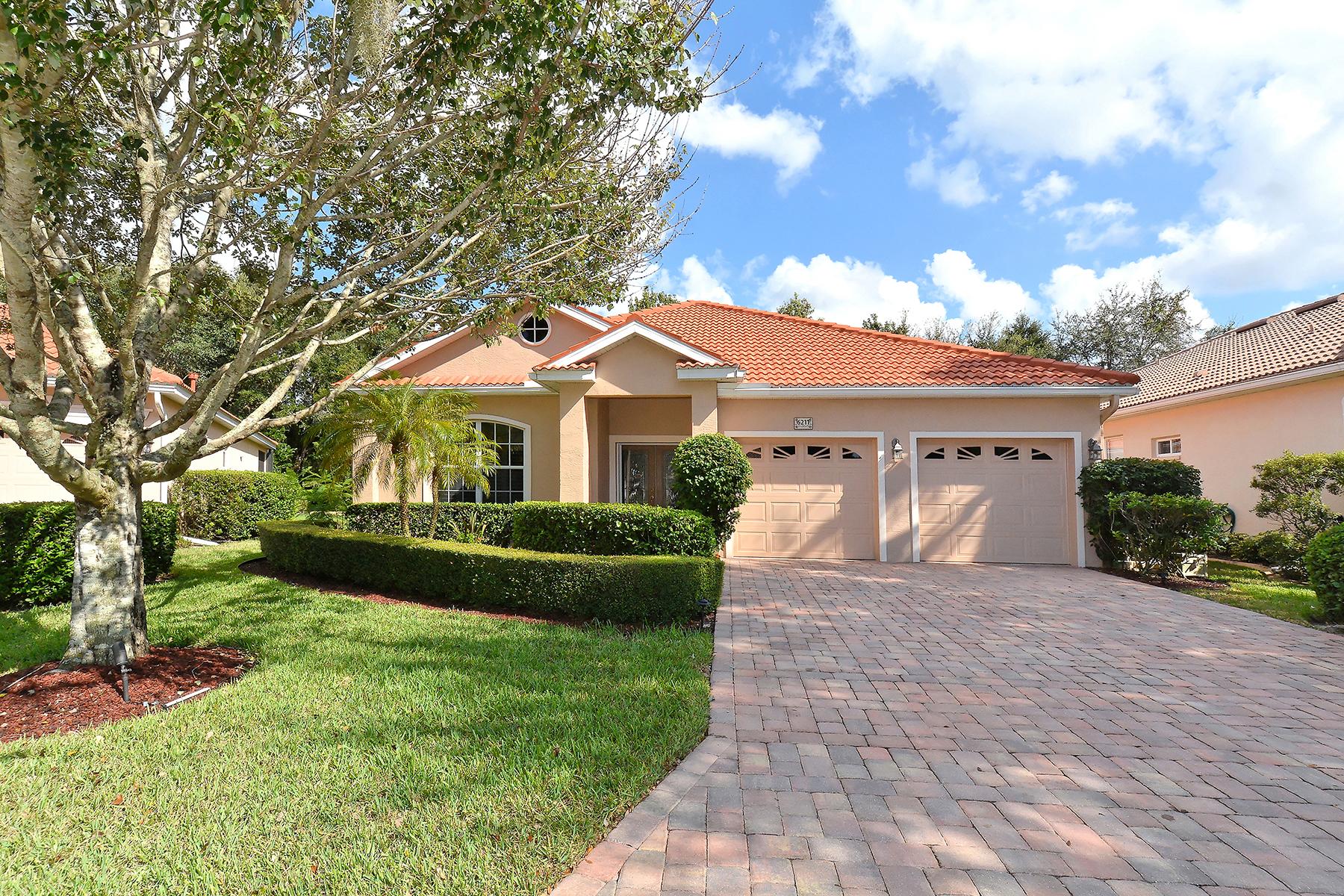 独户住宅 为 销售 在 TARA PRESERVE 6211 Skyward Ct Bradenton, 佛罗里达州 34203 美国