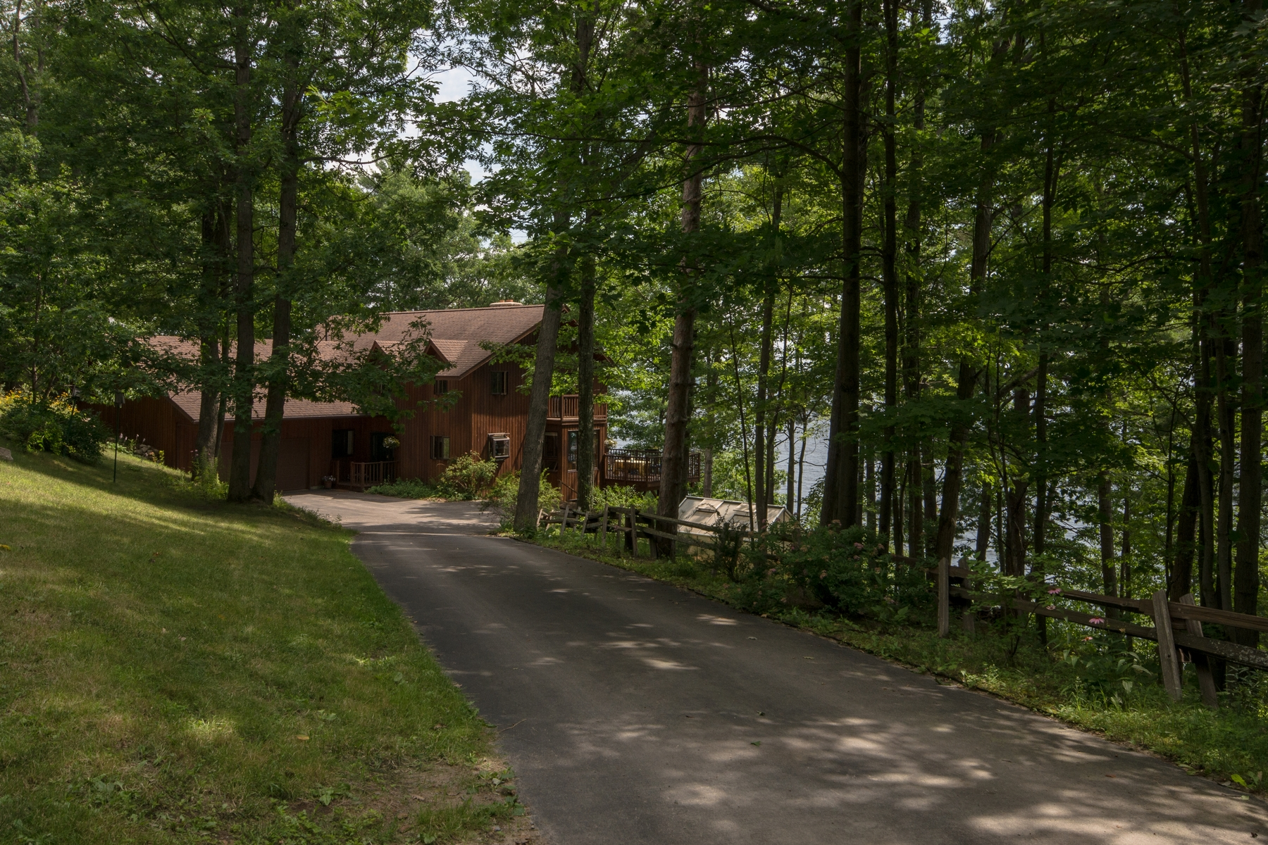 sales property at Privacy on Lake Champlain