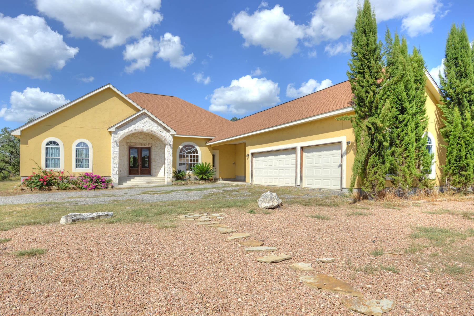 Property For Sale at Custom Built Home on Acreage