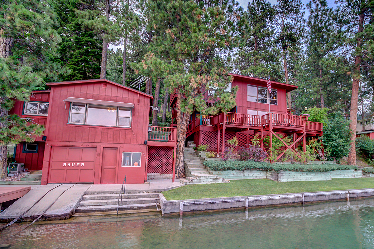 獨棟家庭住宅 為 出售 在 34355 Pebble Beach Ln , Polson, MT 59860 34355 Pebble Beach Ln Polson, 蒙大拿州, 59860 美國