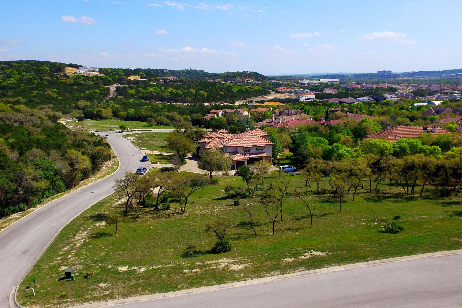 Terreno por un Venta en Exquisite Lot in The Dominion 50 Majestic Way San Antonio, Texas 78257 Estados Unidos
