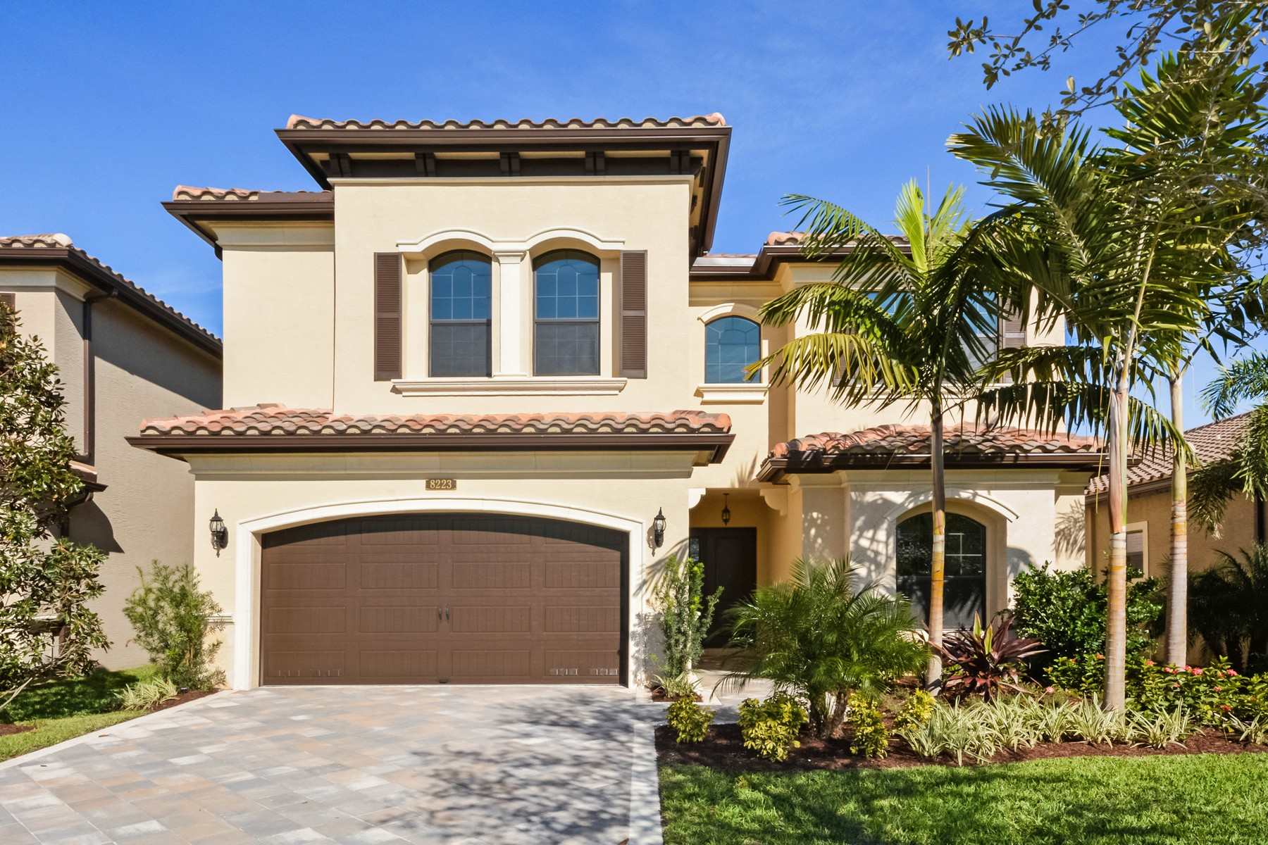 Single Family Home for Sale at 8223 Lawson Bridges Ln , Delray Beach, FL 33446 8223 Lawson Bridges Ln Delray Beach, Florida 33446 United States