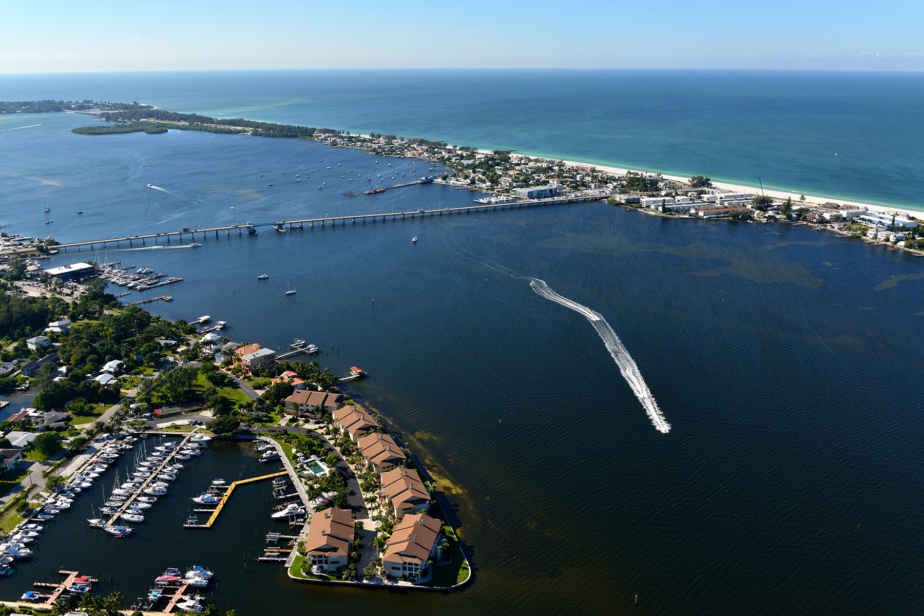 Condominium for Sale at THE POINTE AT MARINERS COVE 4216 Marina Ct 311 Cortez, Florida, 34215 United States