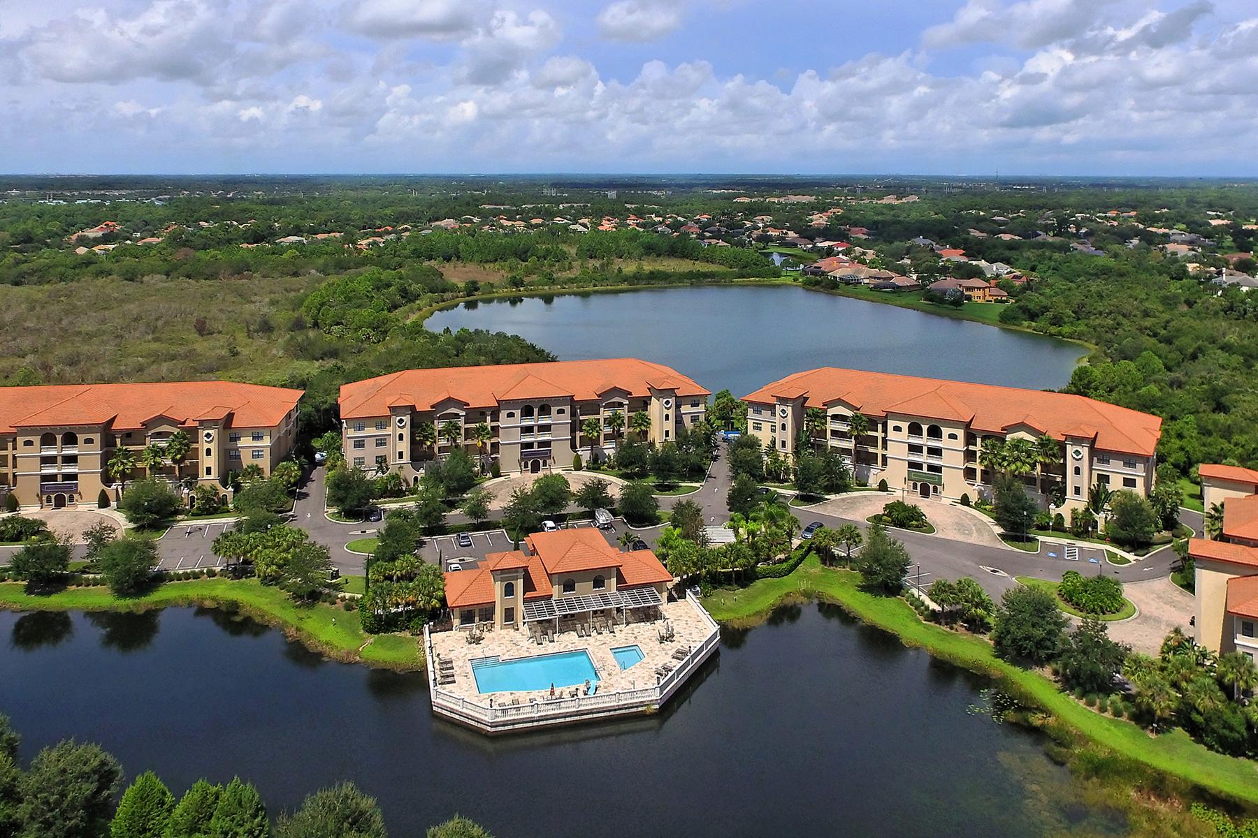 Condominium for Sale at LAKE VISTA 7702 Lake Vista Ct 203 Lakewood Ranch, Florida, 34202 United States