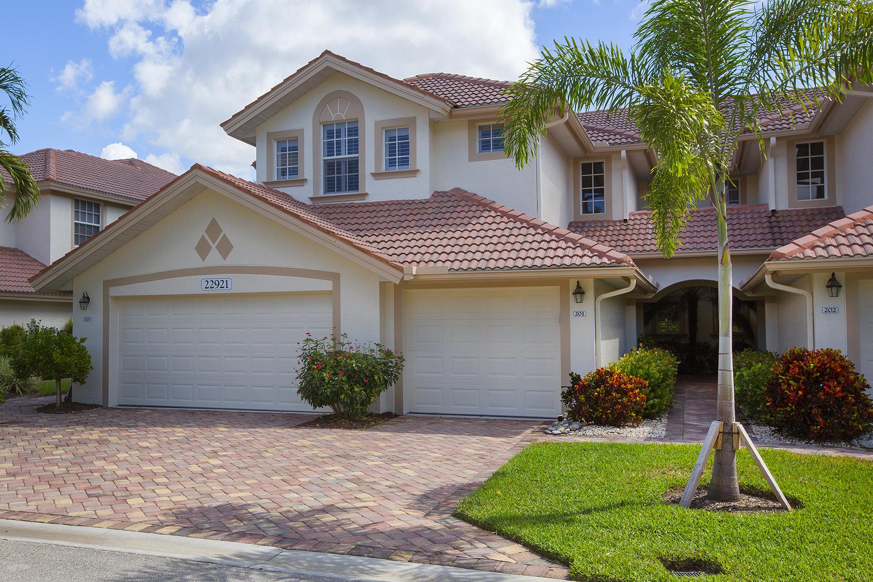 Condominio por un Venta en MORNINGSIDE 22921 Rosedale Dr 201 Estero, Florida, 34135 Estados Unidos