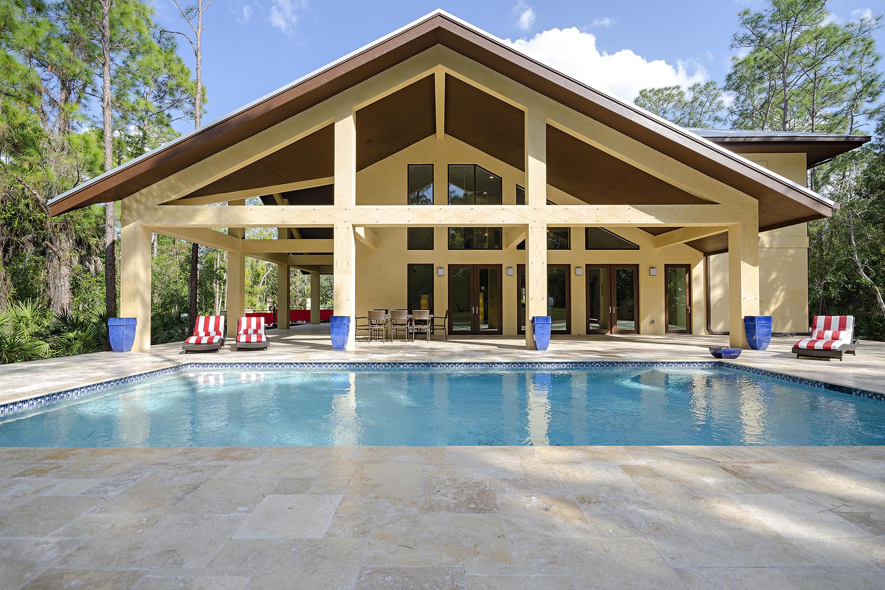 단독 가정 주택 용 매매 에 SAN CARLOS ESTATES 25380 Busy Bee Dr Bonita Springs, 플로리다 34135 미국
