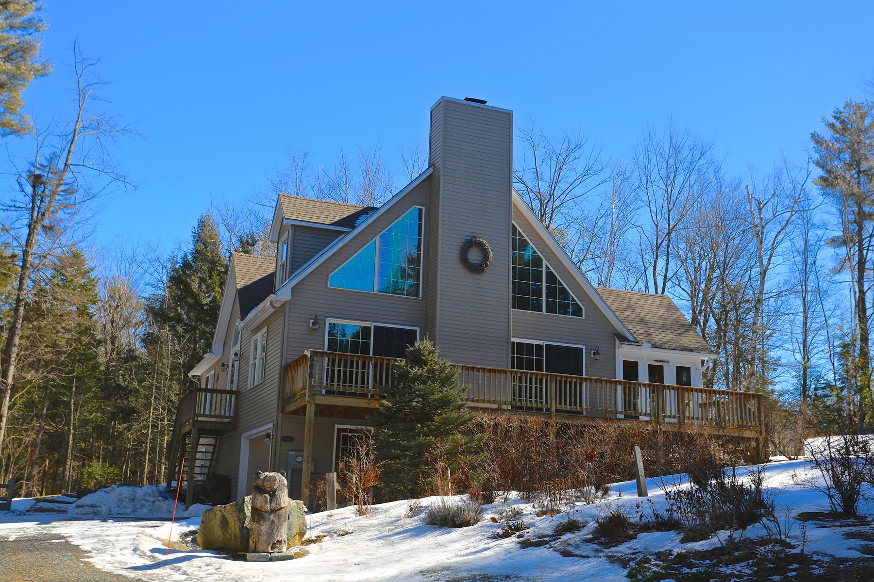 Single Family Home for Sale at 506 Forest Acres, New London 506 Forest Acres Rd New London, New Hampshire, 03257 United States