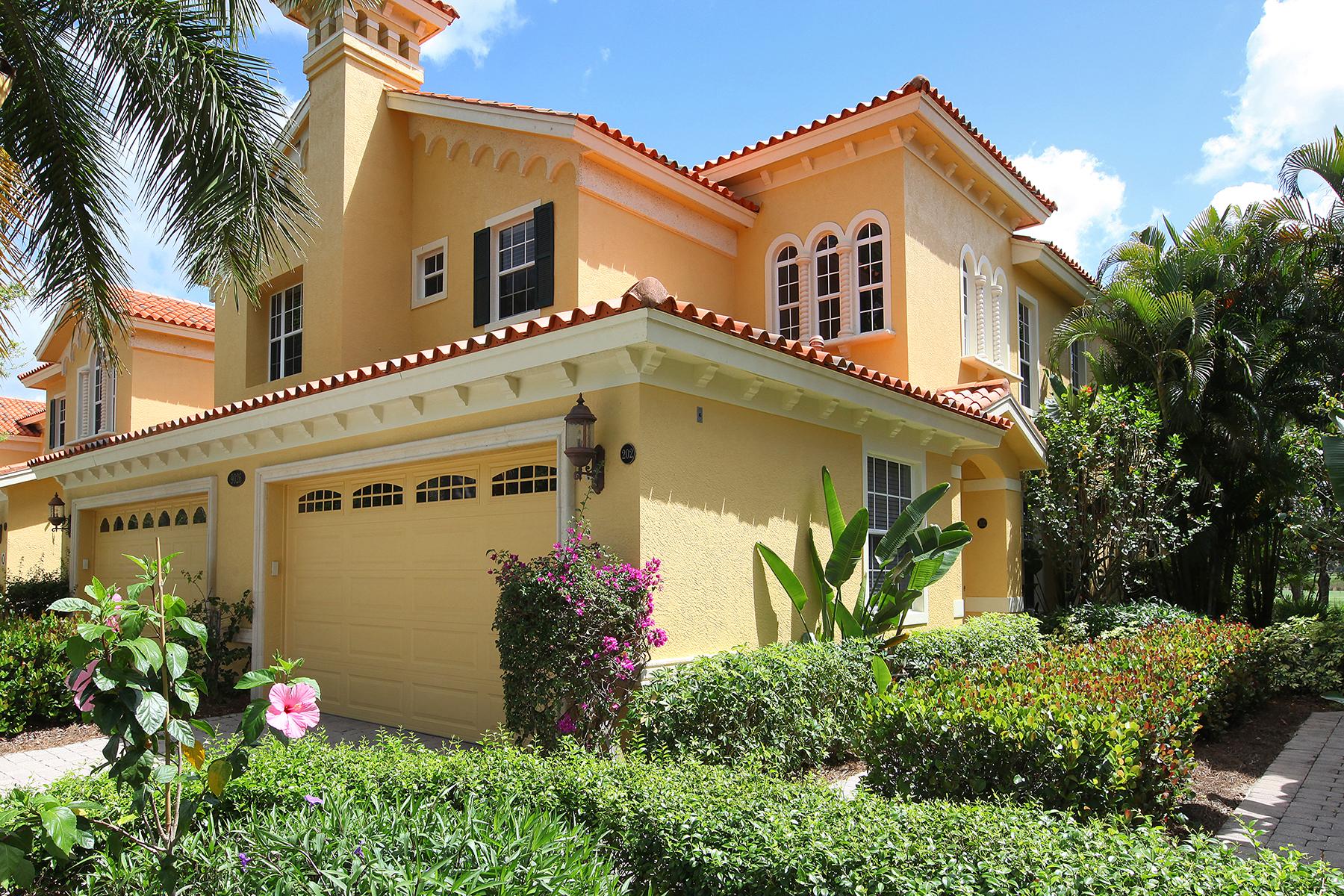 コンドミニアム のために 売買 アット 9026 Cascada Way , 202, Naples, FL 34114 9026 Cascada Way 202 Naples, フロリダ 34114 アメリカ合衆国