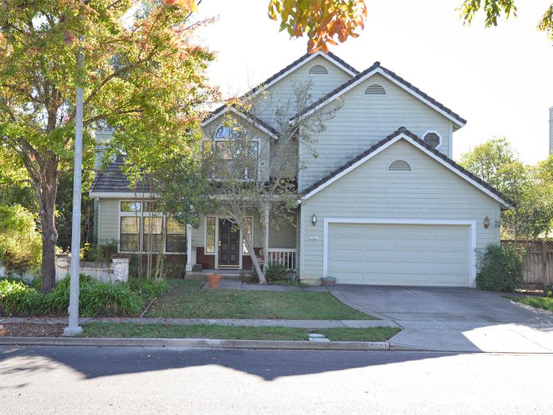 Частный односемейный дом для того Продажа на 3501 Westminster Way, Napa, CA 94558 3501 Westminster Way Napa, Калифорния, 94558 Соединенные Штаты
